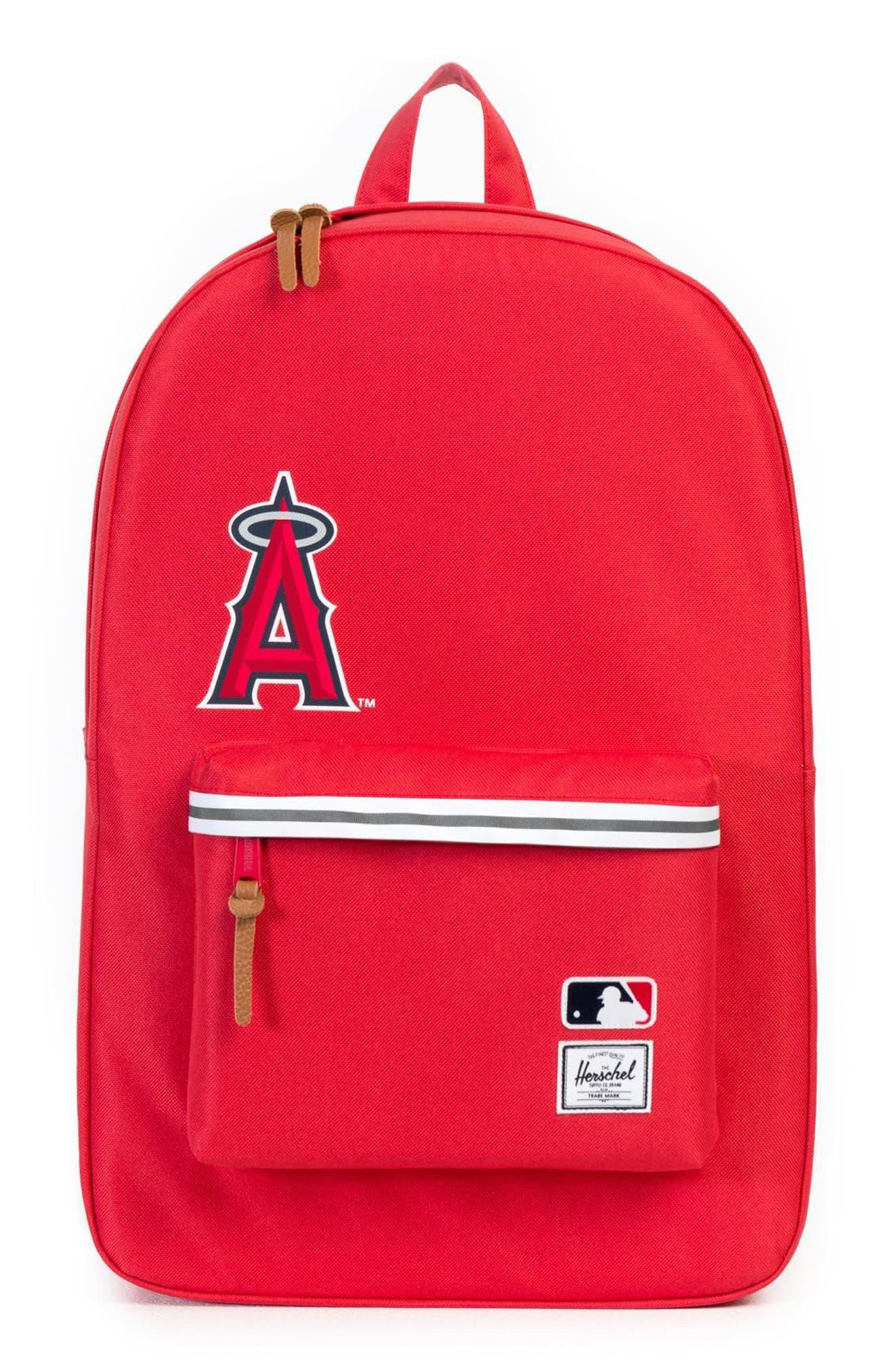 Heritage - MLB American League Backpack,                             Main thumbnail 7, color,
