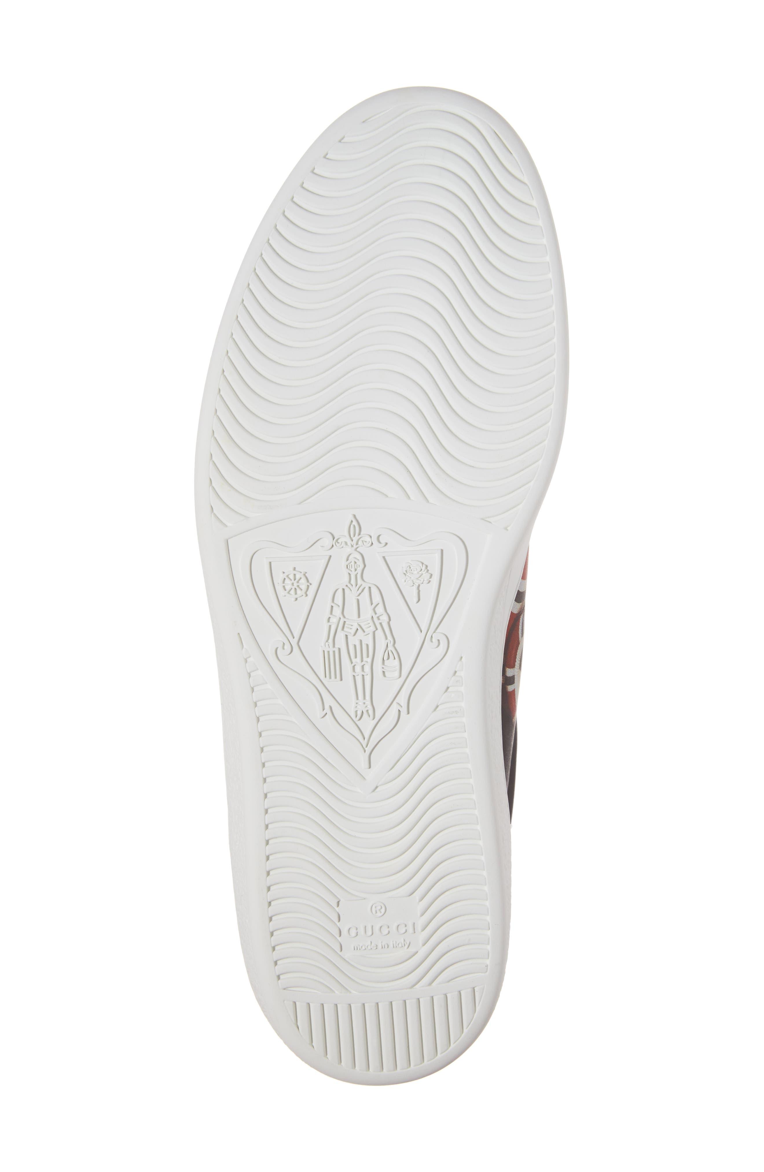 New Ace Kingsnake Print Sneaker,                             Alternate thumbnail 6, color,