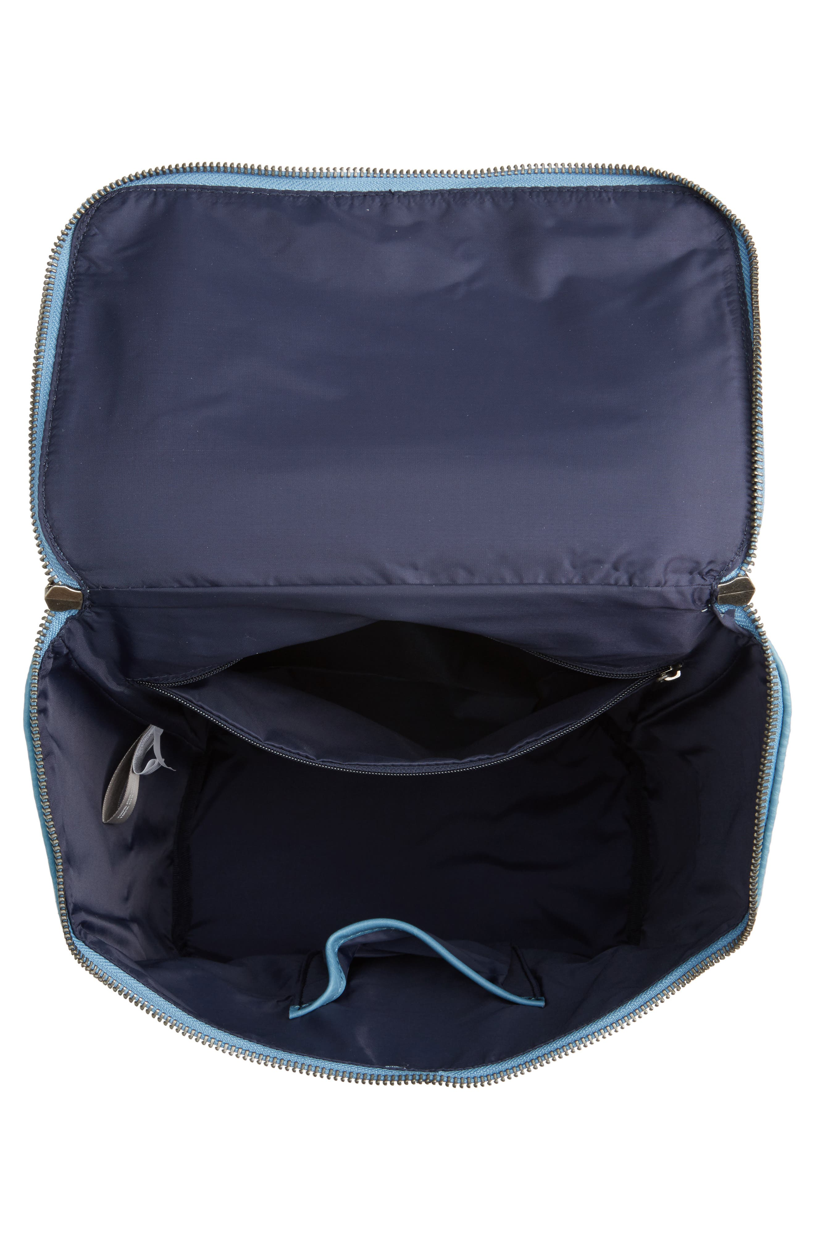 'Brave' Faux Leather Backpack,                             Alternate thumbnail 58, color,