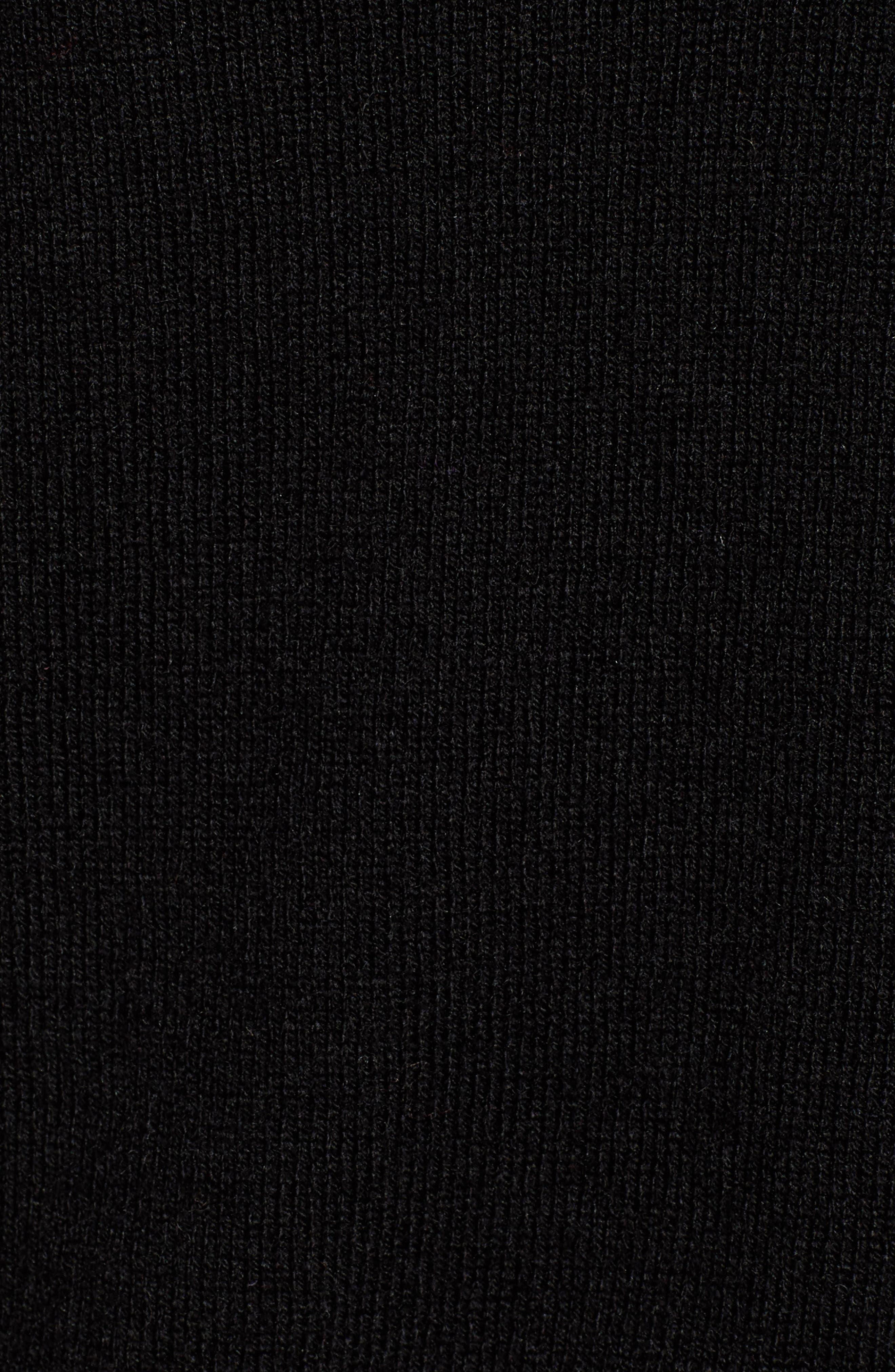 Double-V Pullover,                             Alternate thumbnail 5, color,                             001