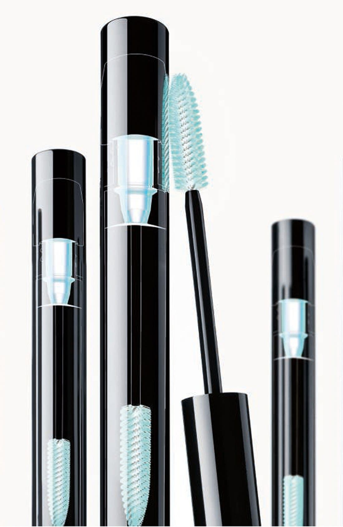 Diorshow Lash-Extension Effect Volume Mascara,                             Alternate thumbnail 6, color,                             090 BLACK