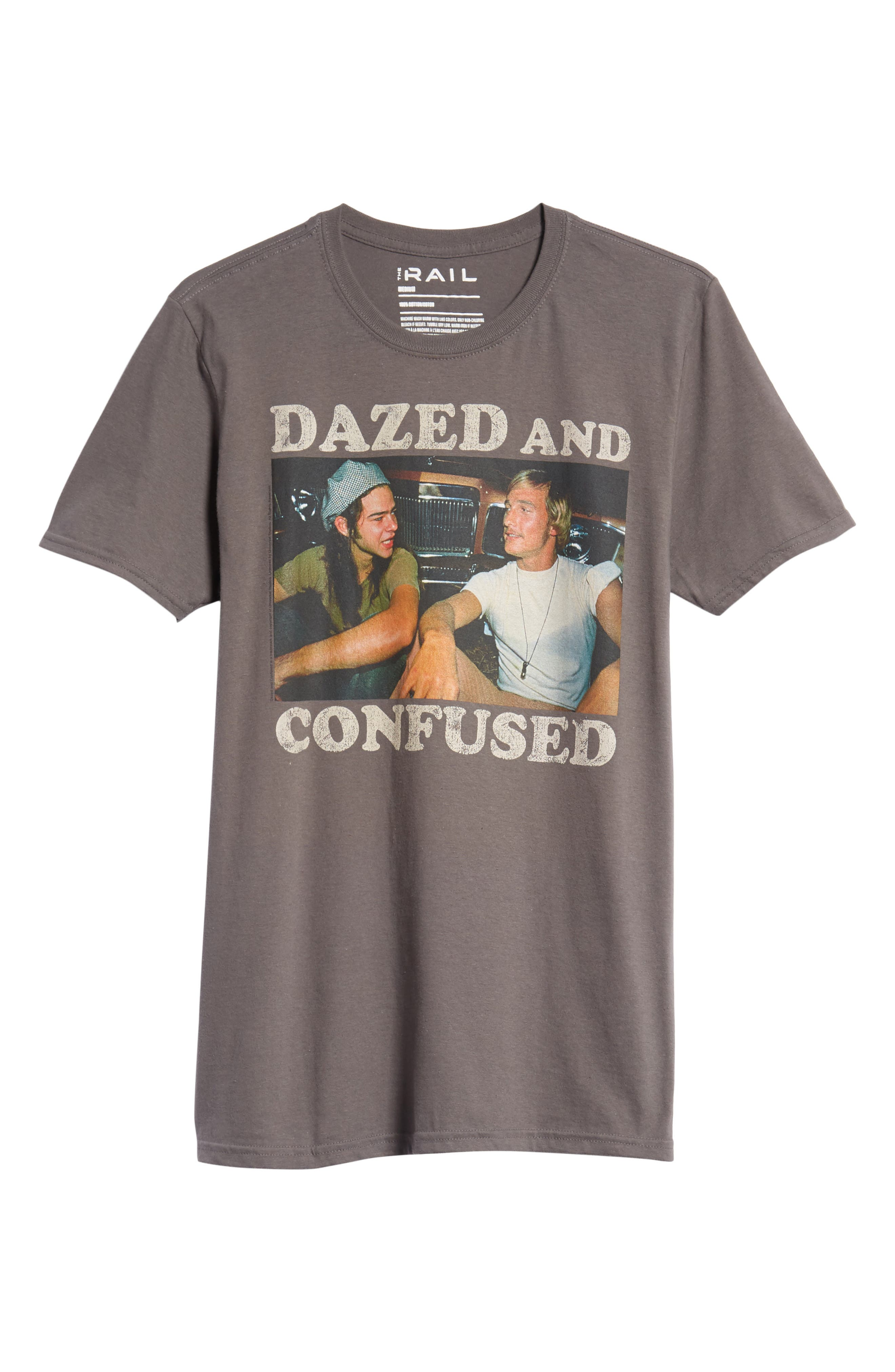 Dazed & Confused Graphic T-Shirt,                             Alternate thumbnail 6, color,                             030