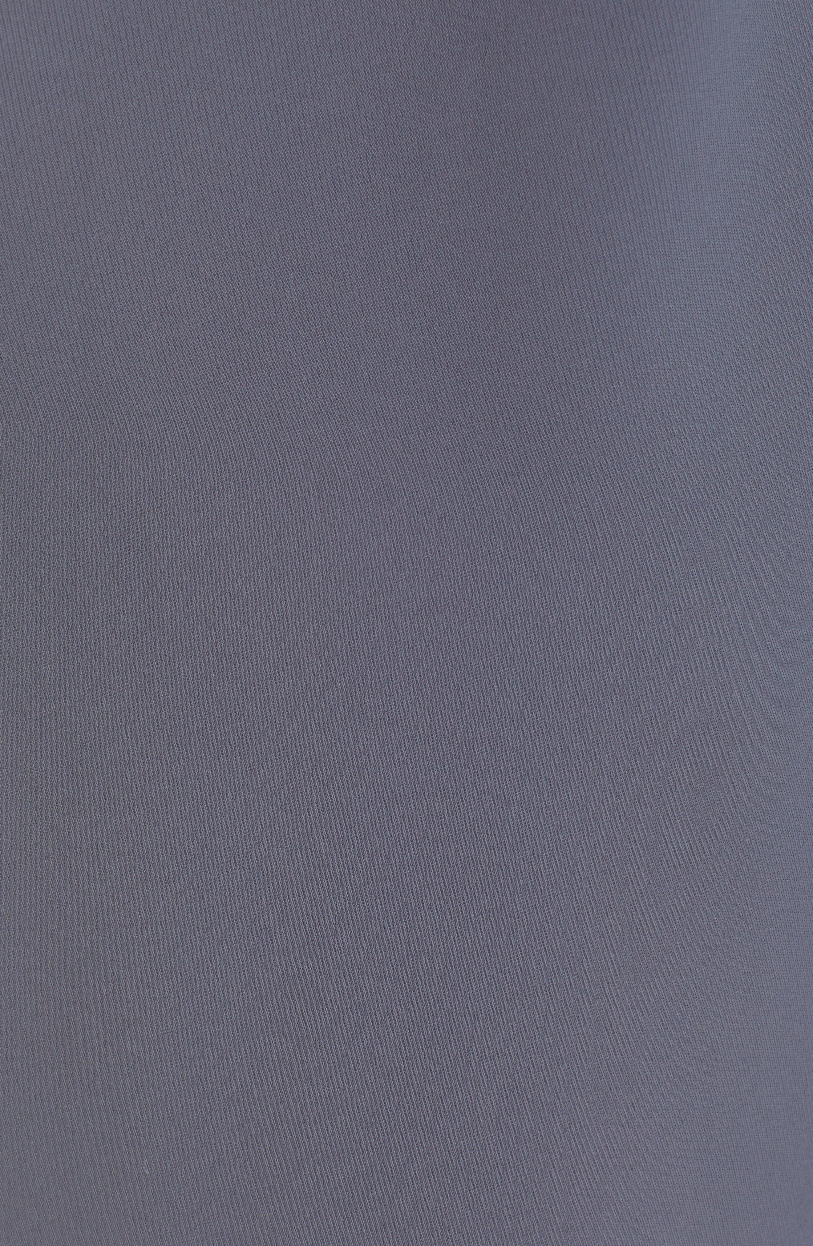 Side Tie Jumpsuit,                             Alternate thumbnail 6, color,                             GREY