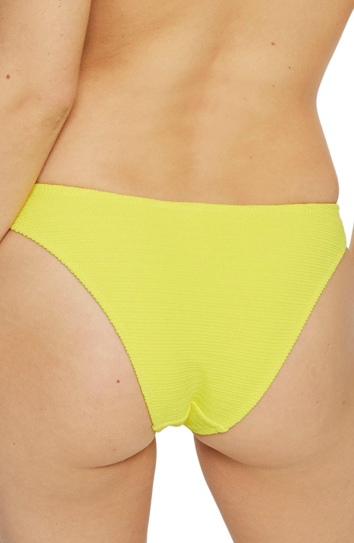c9e95ff716 Topshop Crinkle Classic Low Rise Bikini Bottoms