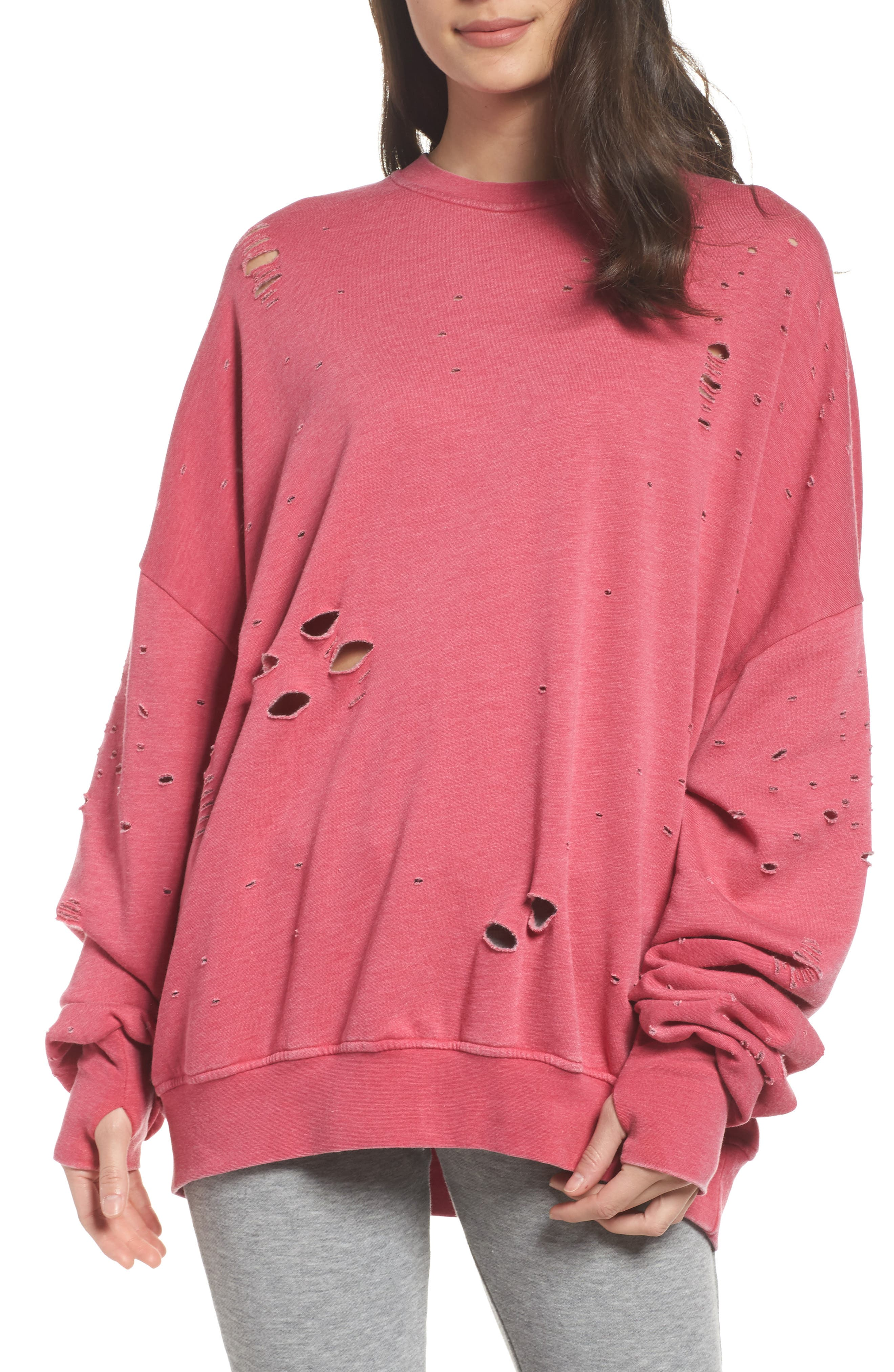 Thrasher Sweatshirt,                             Main thumbnail 2, color,