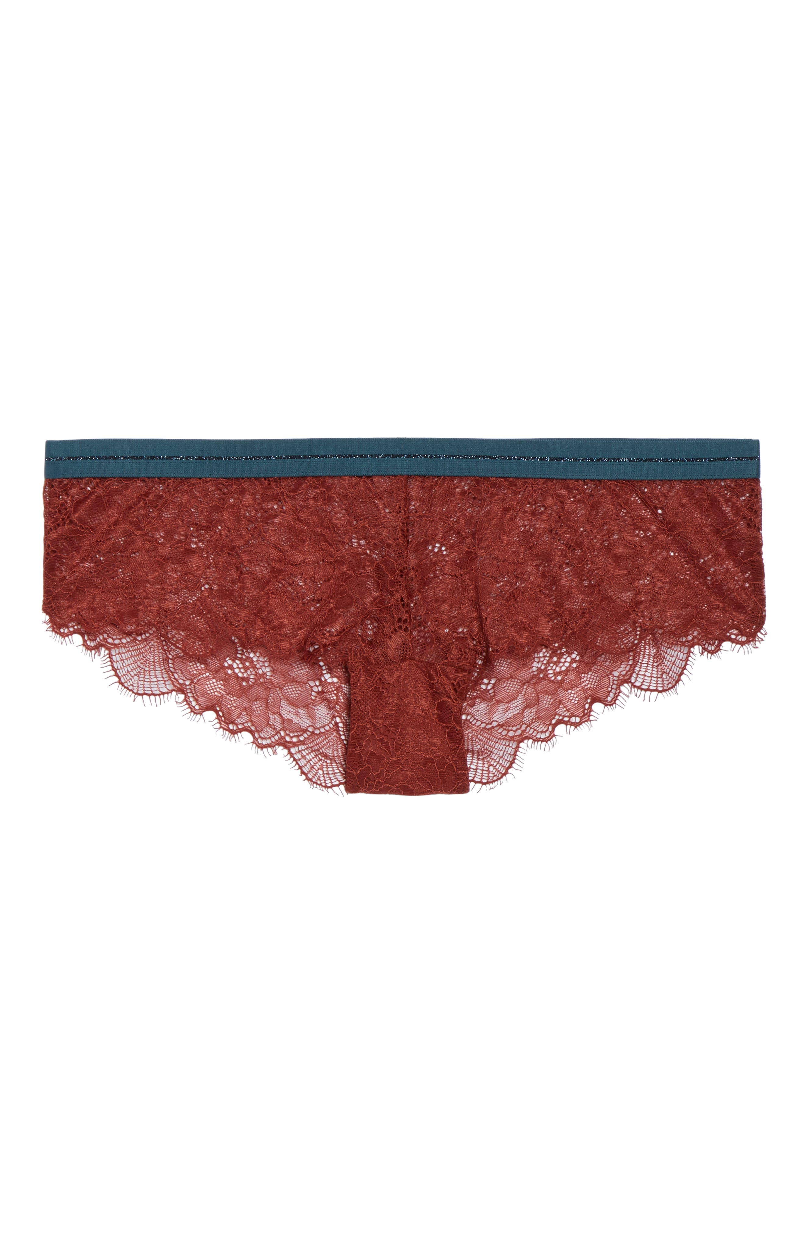 Dragonfly Lace Panties,                             Alternate thumbnail 5, color,                             200