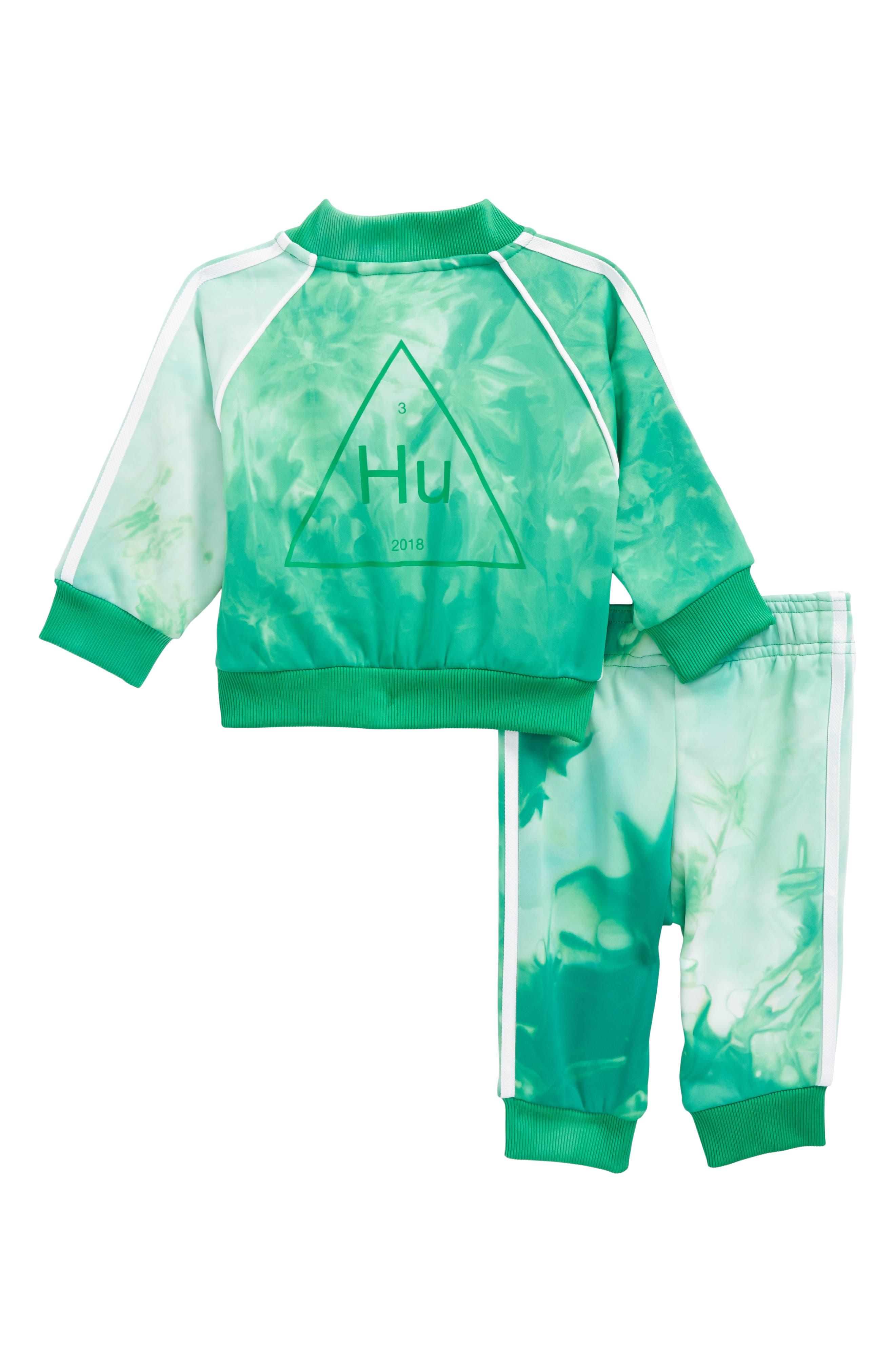 Hu Holi Track Jacket & Sweatpants Set,                             Alternate thumbnail 2, color,                             360