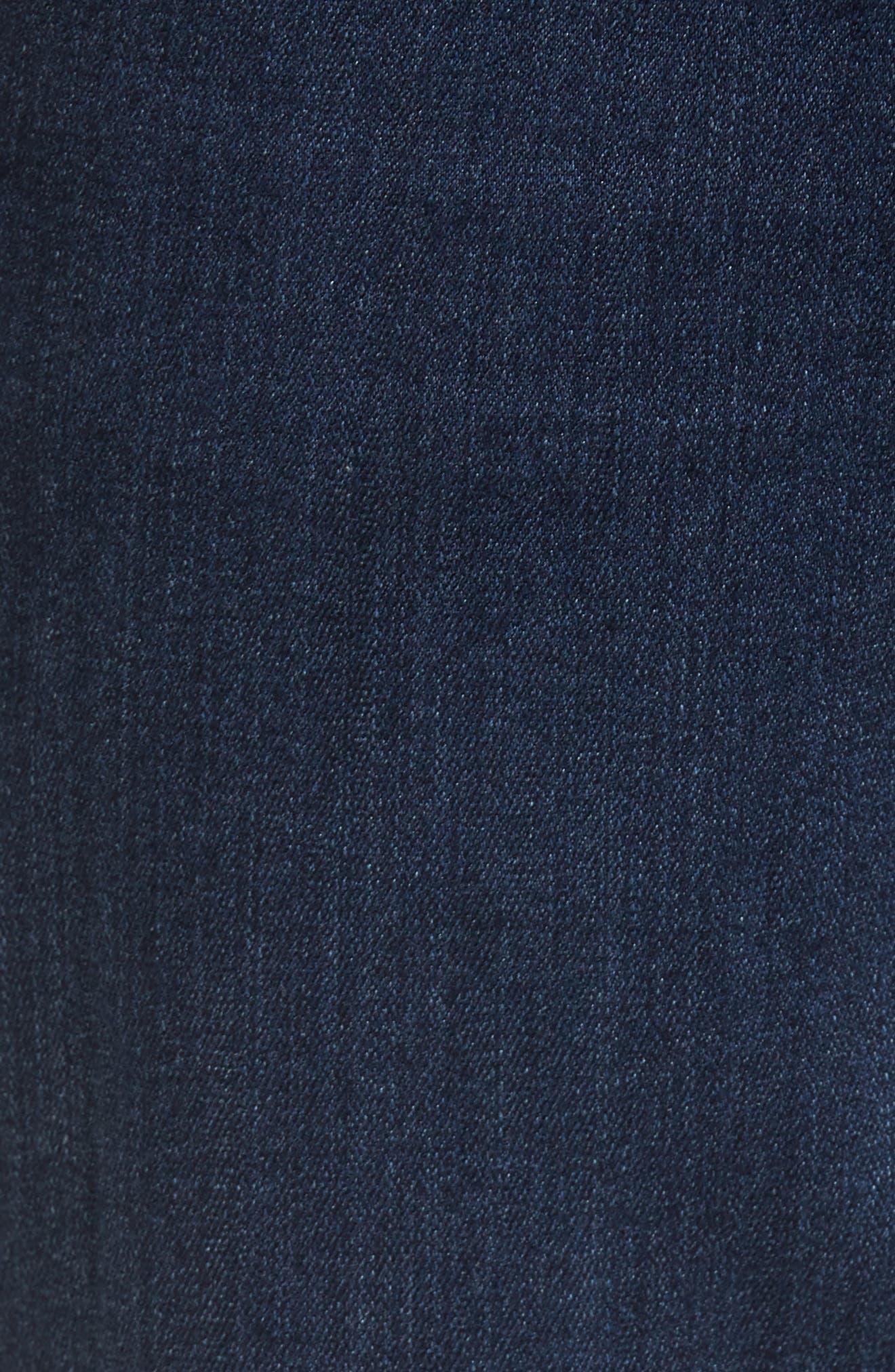 Normandie Straight Leg Jeans,                             Alternate thumbnail 5, color,