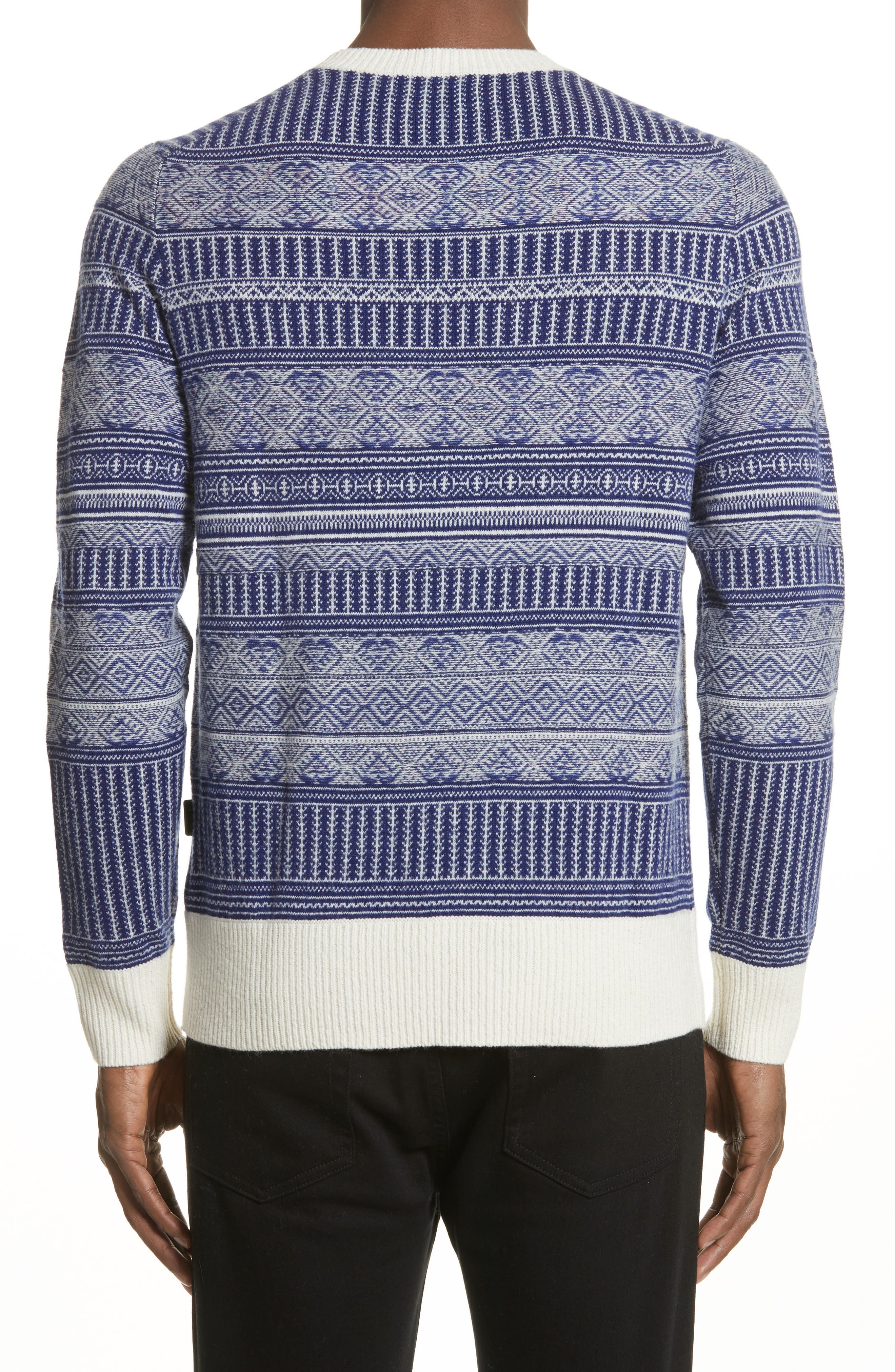 Tredway Wool & Cashmere Sweater,                             Alternate thumbnail 2, color,                             410