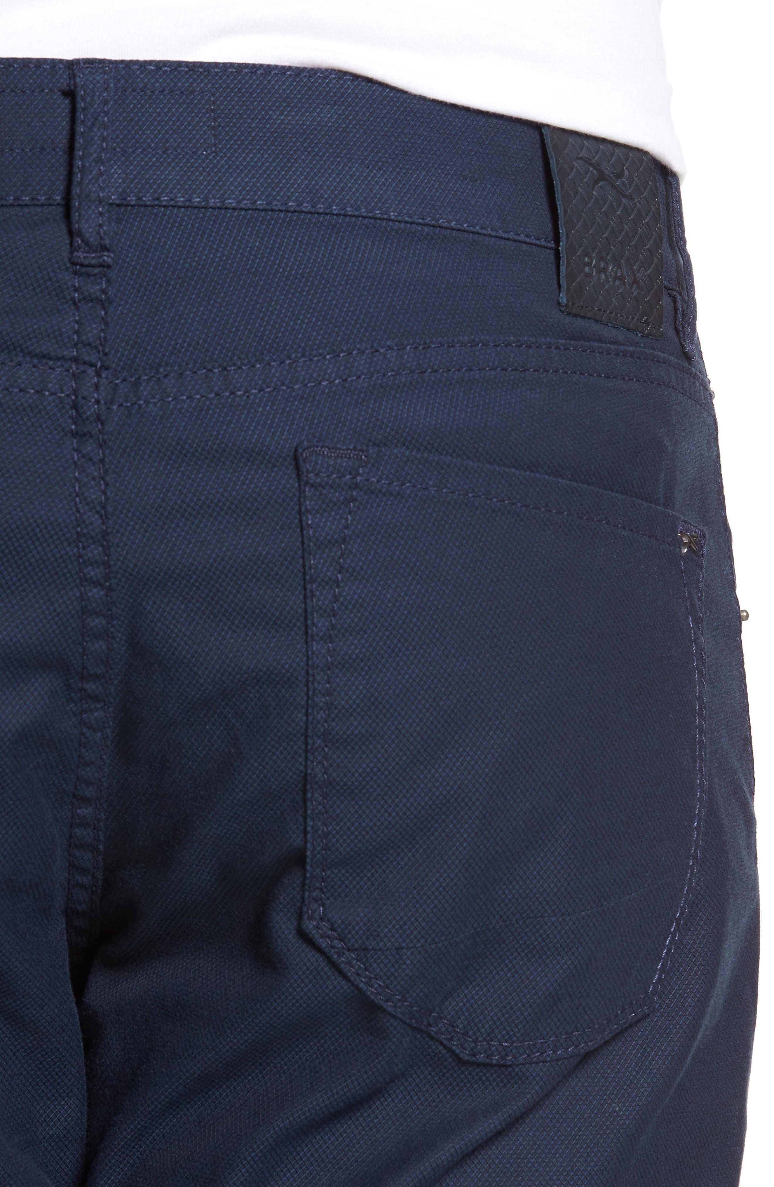 Chuck Stretch Cotton Pants,                             Alternate thumbnail 8, color,