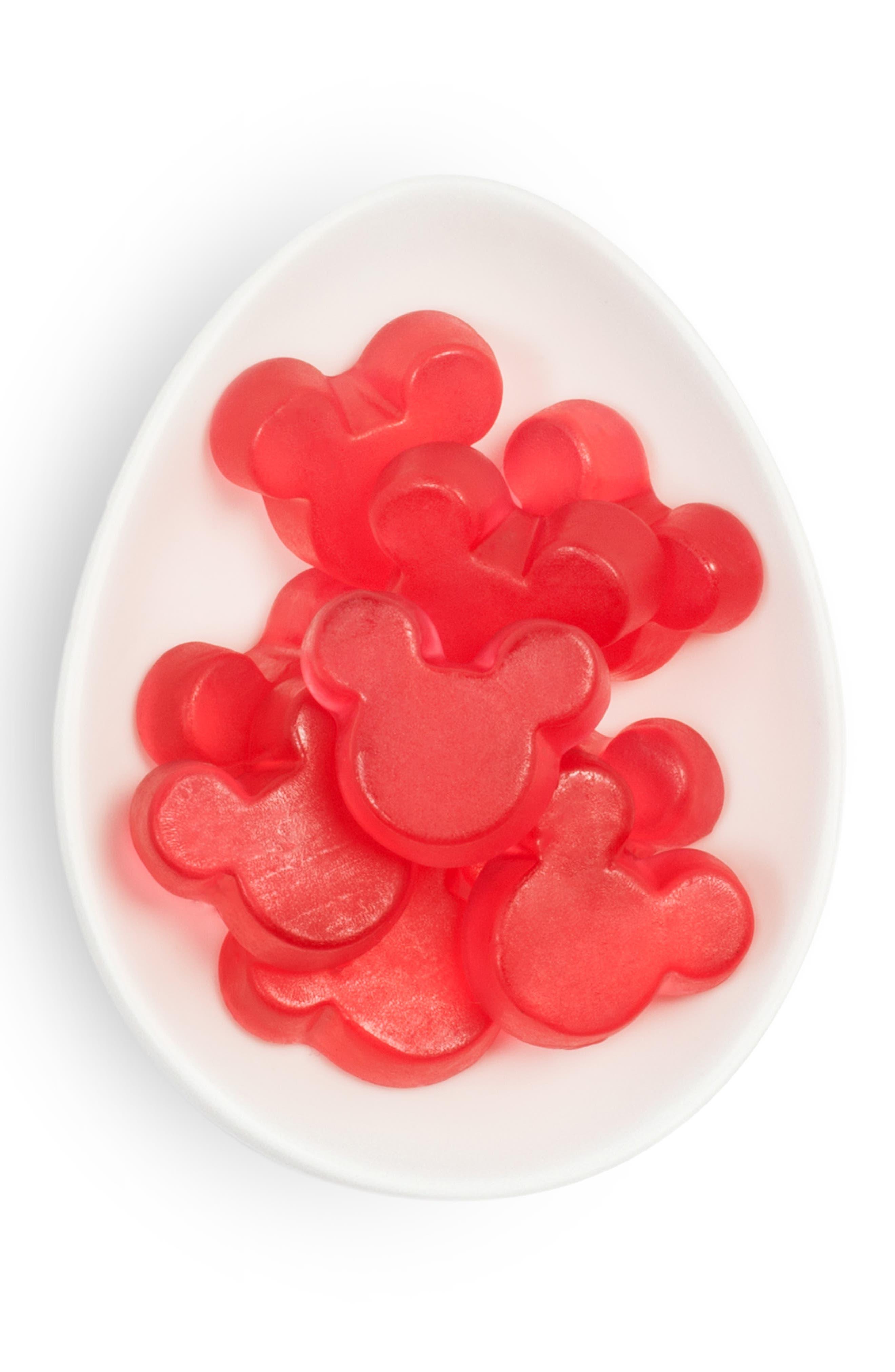 SUGARFINA,                             Mickey through the Decades 3-Piece Candy Bento Box,                             Alternate thumbnail 6, color,                             BLACK