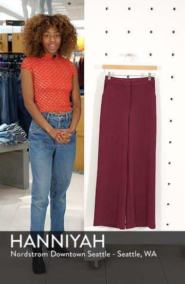 Chriselle Lim Lola Wide Leg Pants, sales video thumbnail
