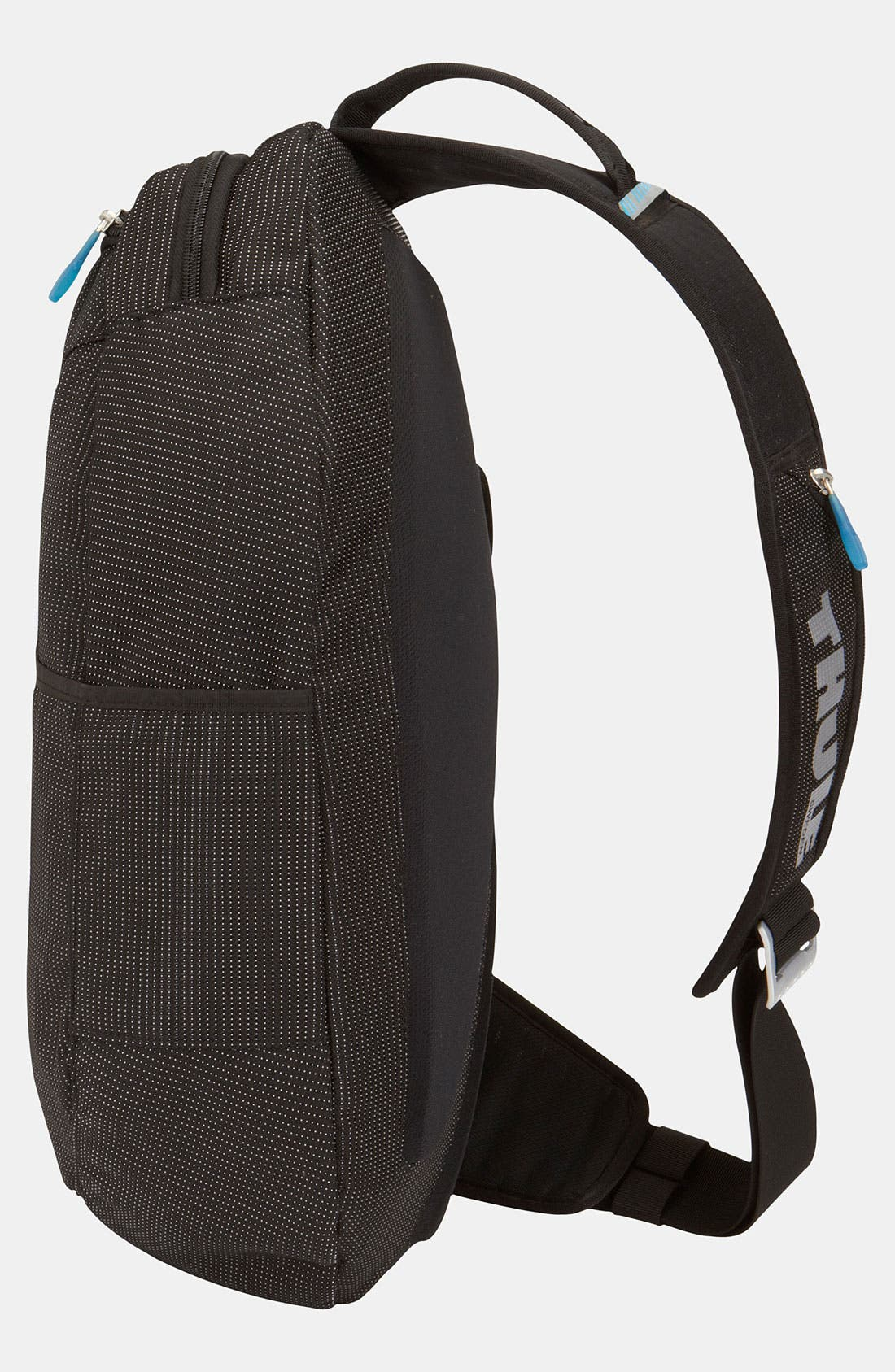 'Crossover' Sling Backpack,                             Alternate thumbnail 3, color,                             001