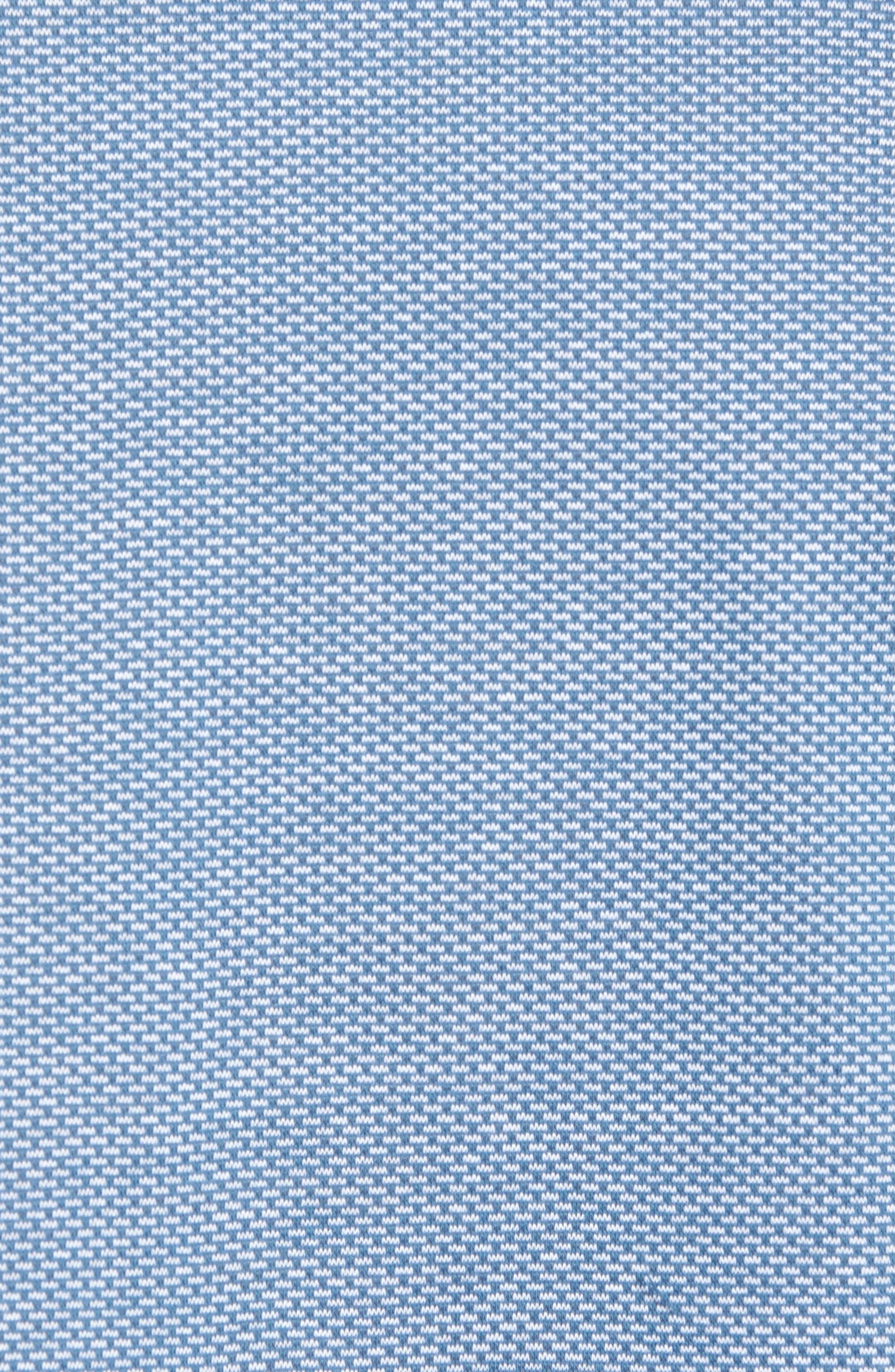 Poodal Stripe Jersey Polo,                             Alternate thumbnail 14, color,
