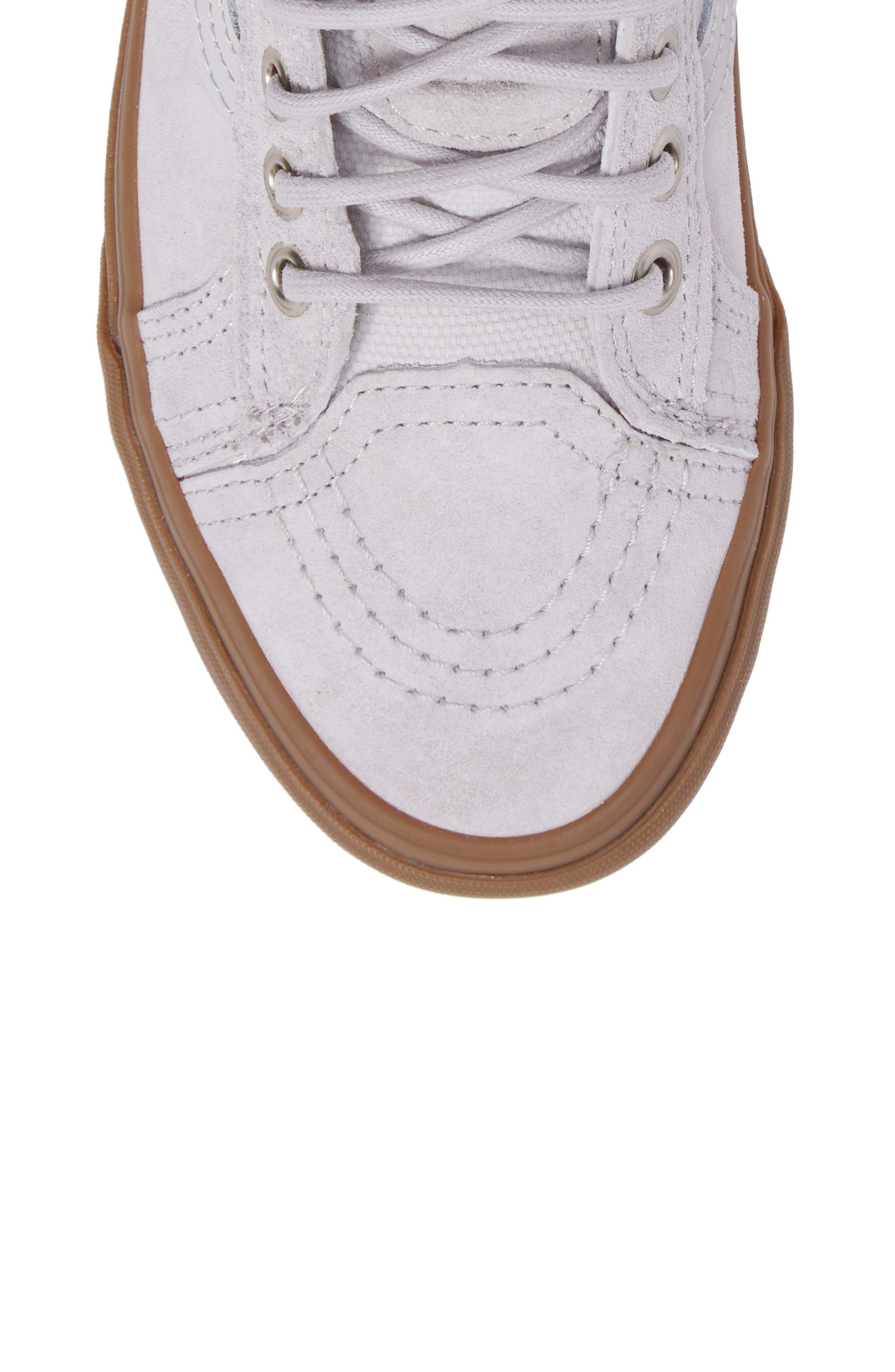 Sk8-Hi 46 MTE DX Sneaker,                             Alternate thumbnail 5, color,                             030