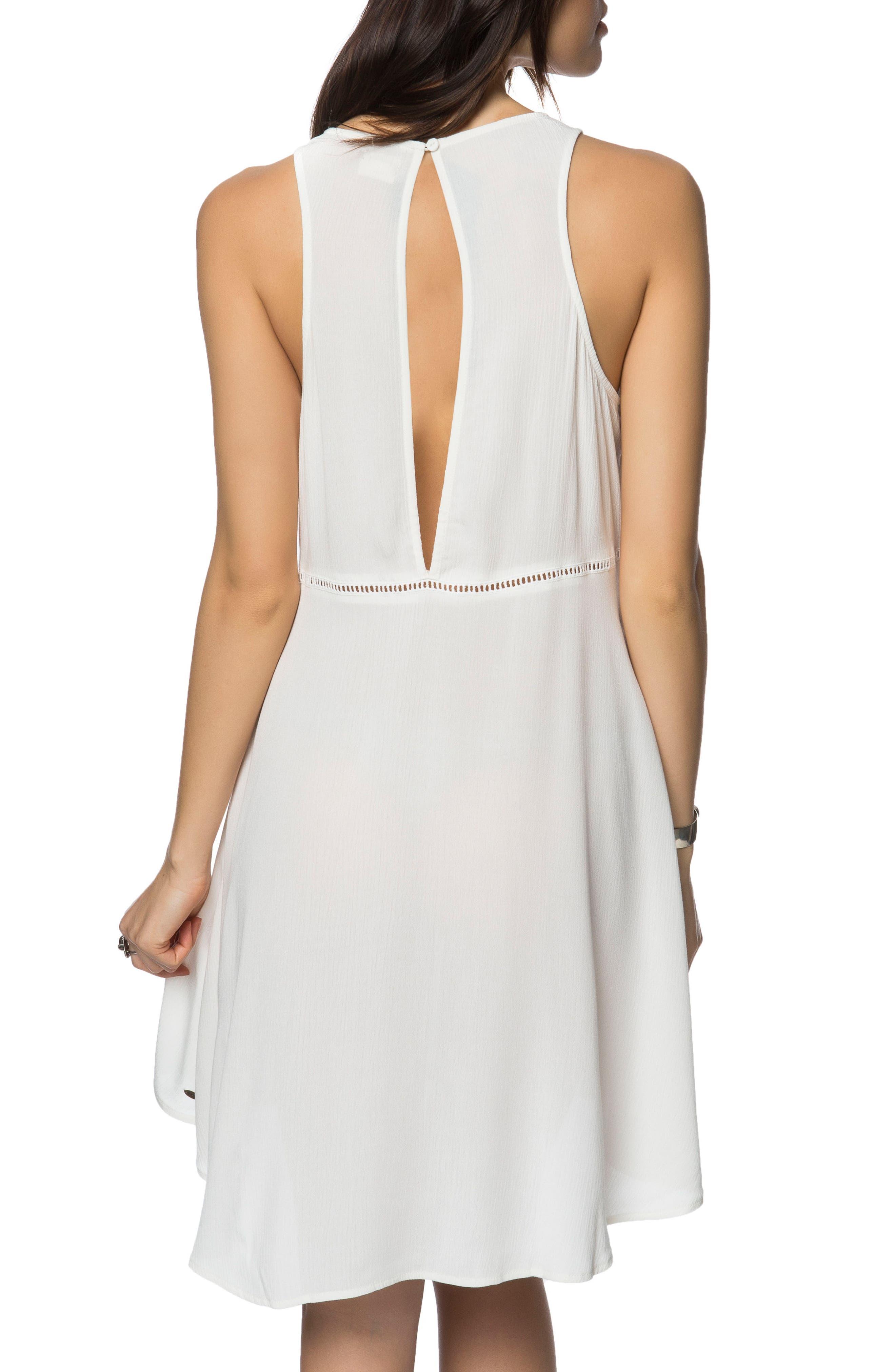 Braden Woven Dress,                             Alternate thumbnail 2, color,                             100