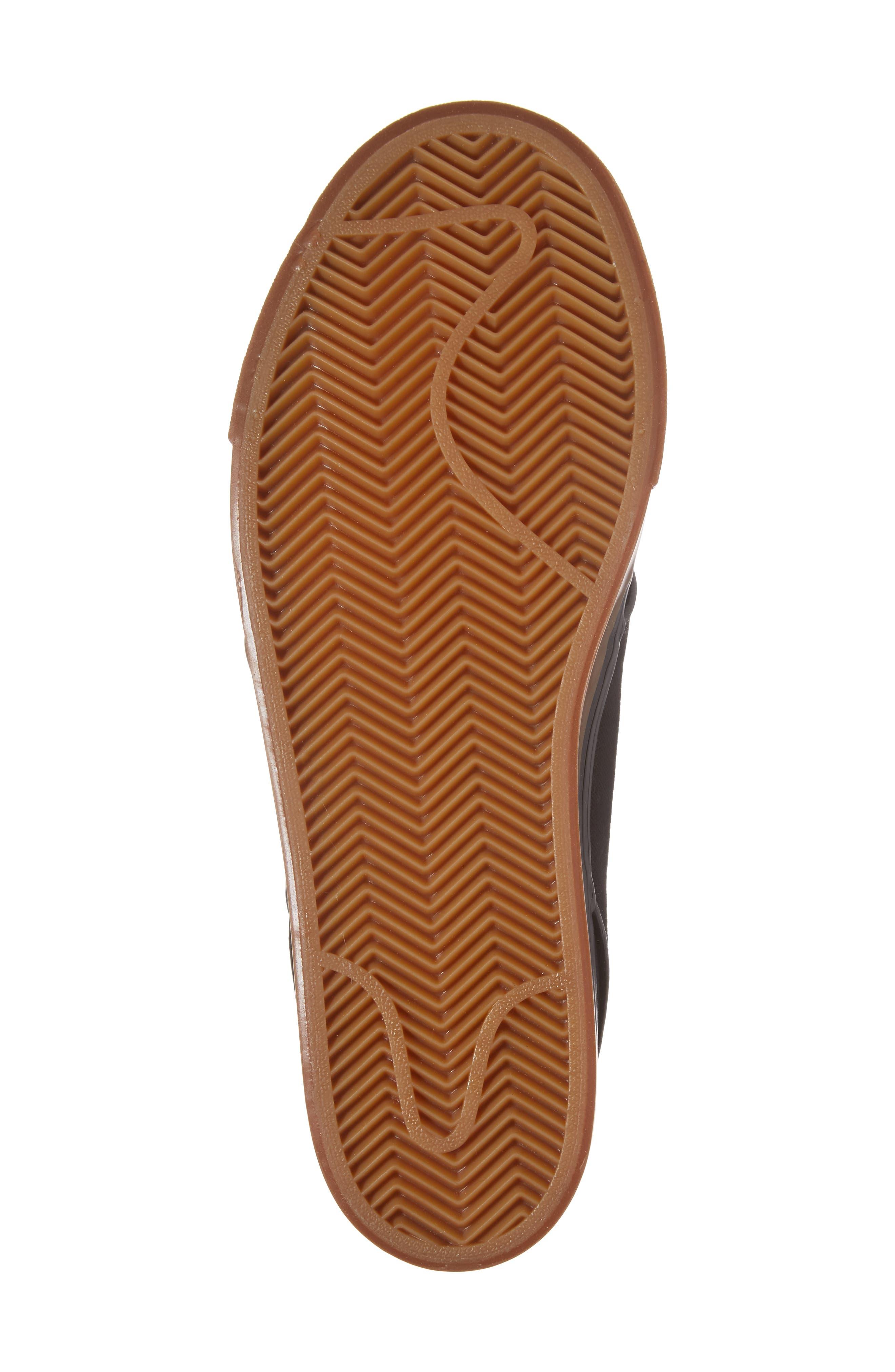 Zoom - Stefan Janoski SB Canvas Skate Shoe,                             Alternate thumbnail 195, color,