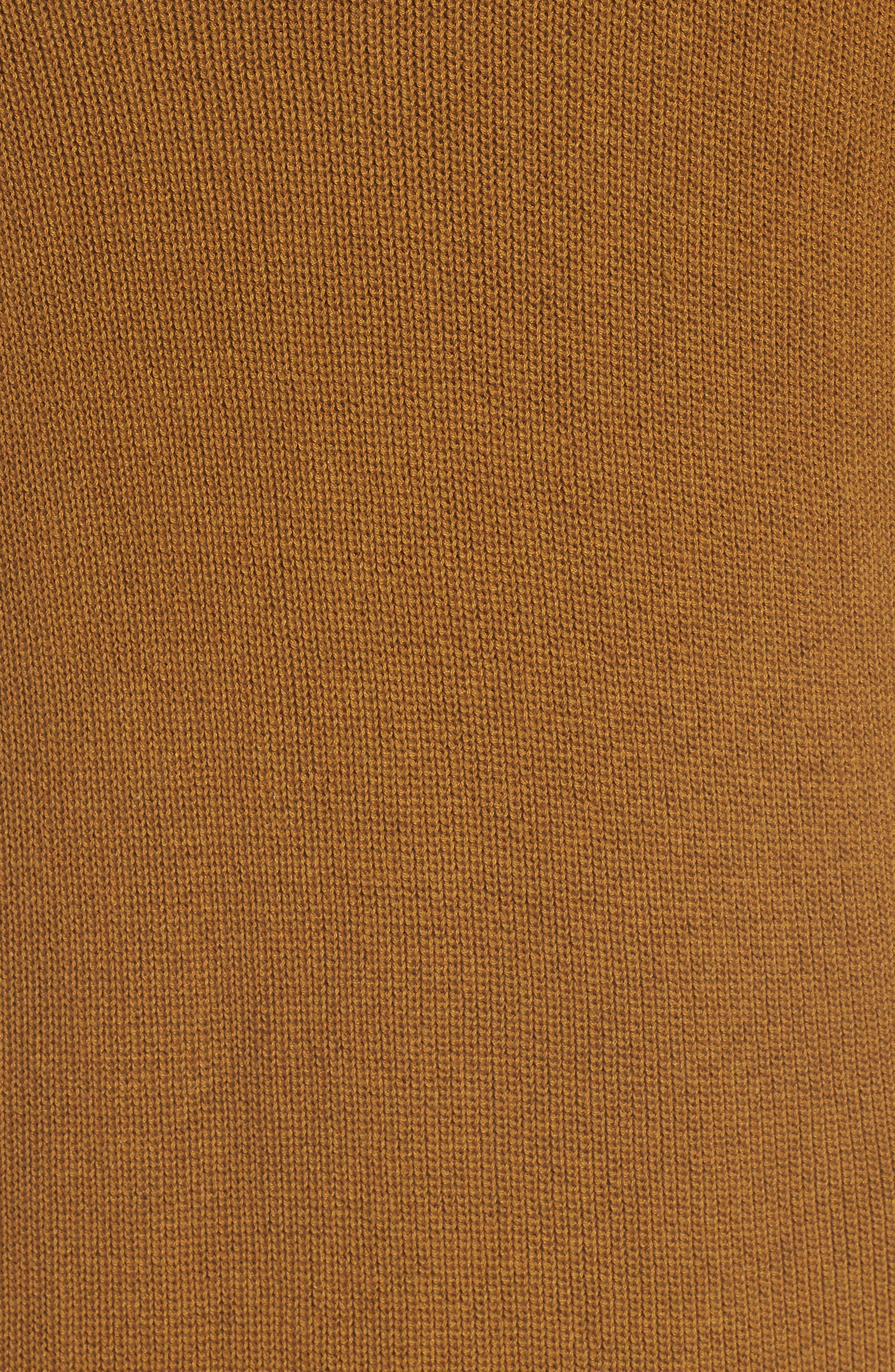 BP.,                             Lightweight Rib Stitch Cardigan,                             Alternate thumbnail 5, color,                             211