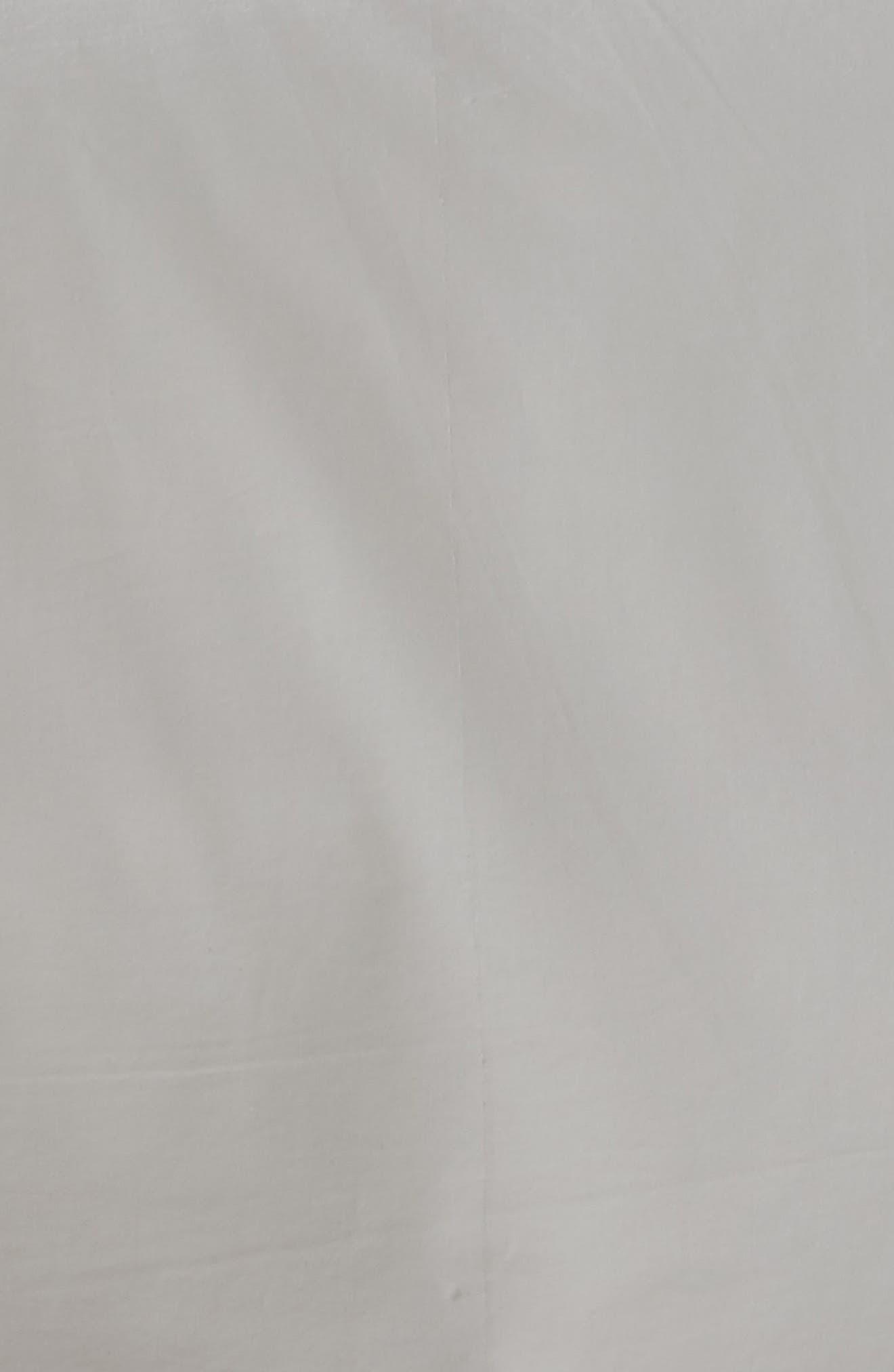 Grace Duvet Cover & Shams,                             Alternate thumbnail 2, color,                             WHITE