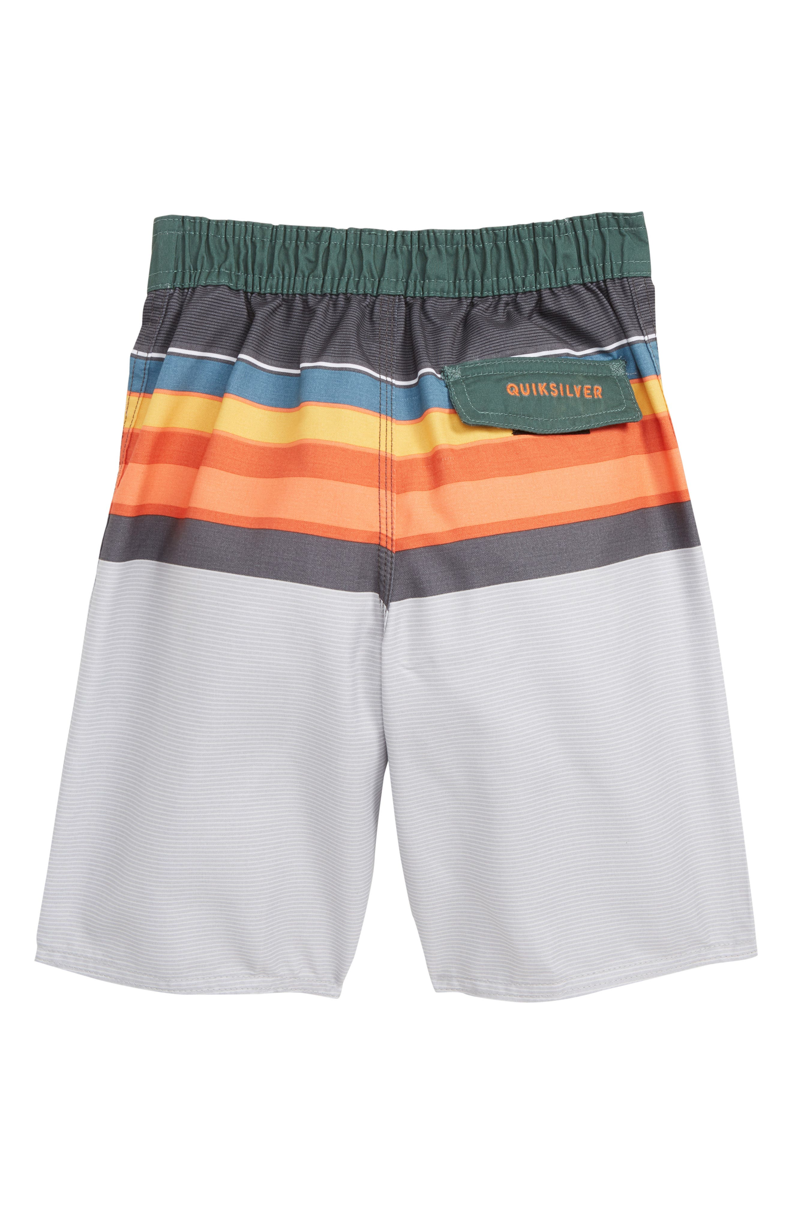 QUIKSILVER,                             Everyday Swell Vision Board Shorts,                             Alternate thumbnail 2, color,                             EBONY