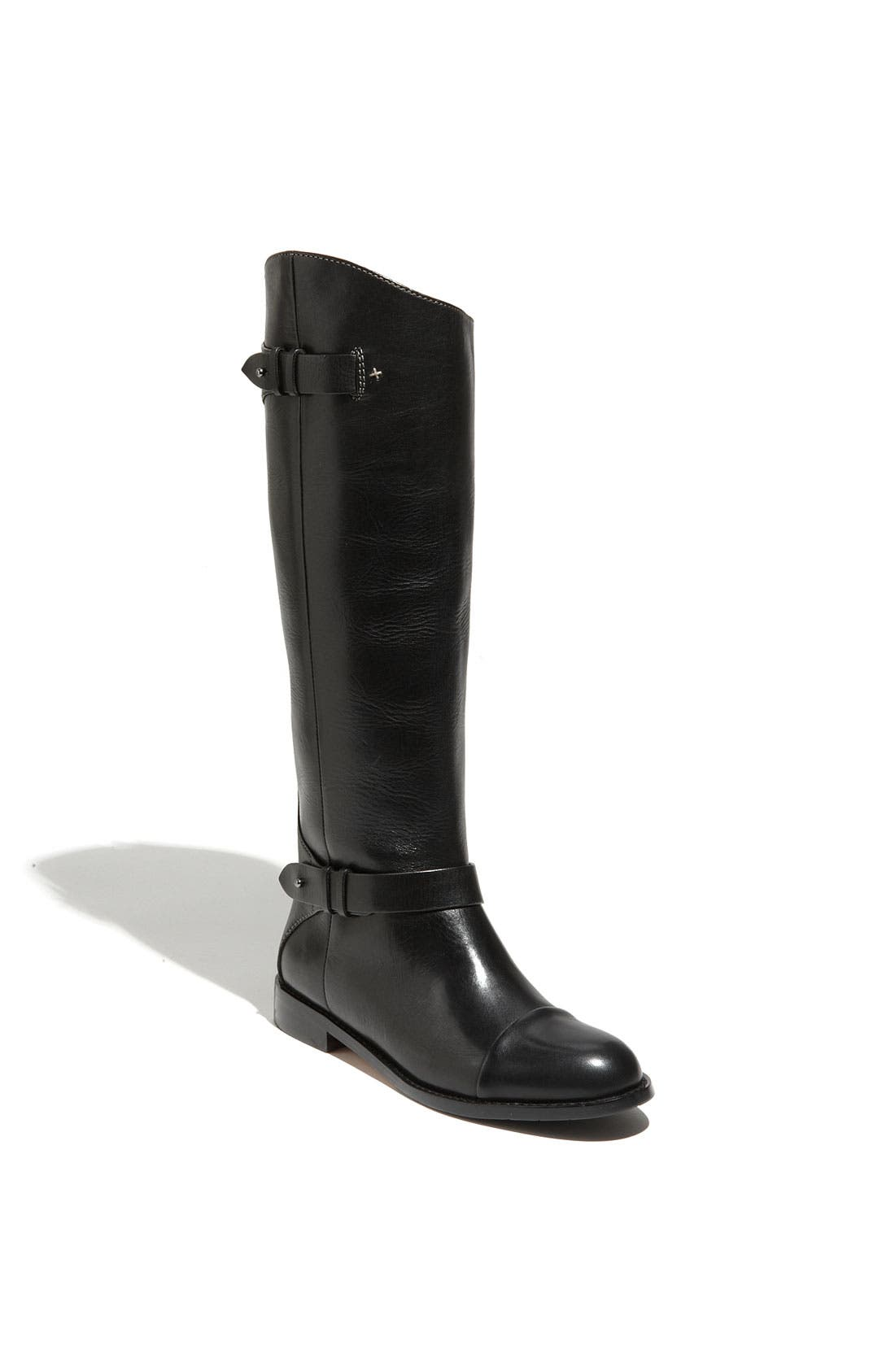 HALOGEN<SUP>®</SUP> HALOGEN KATE TALL RIDING BOOT, Main, color, 001