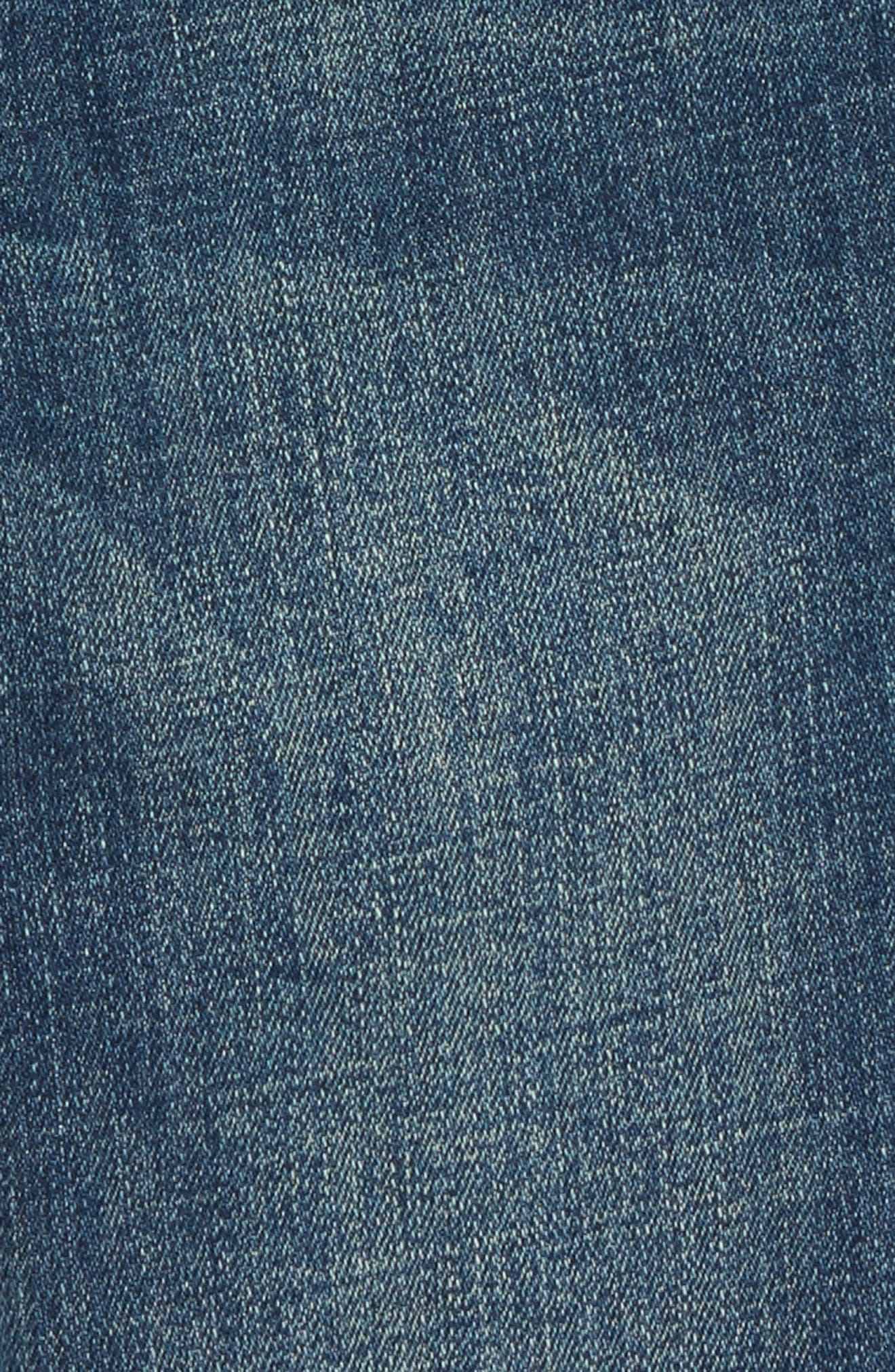 Tucker Jeans,                             Alternate thumbnail 3, color,                             000