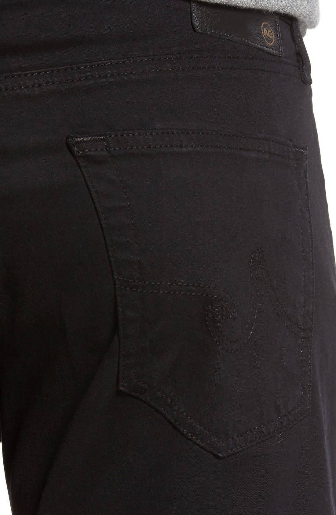Dylan Slim Fit Pants,                             Alternate thumbnail 4, color,                             010