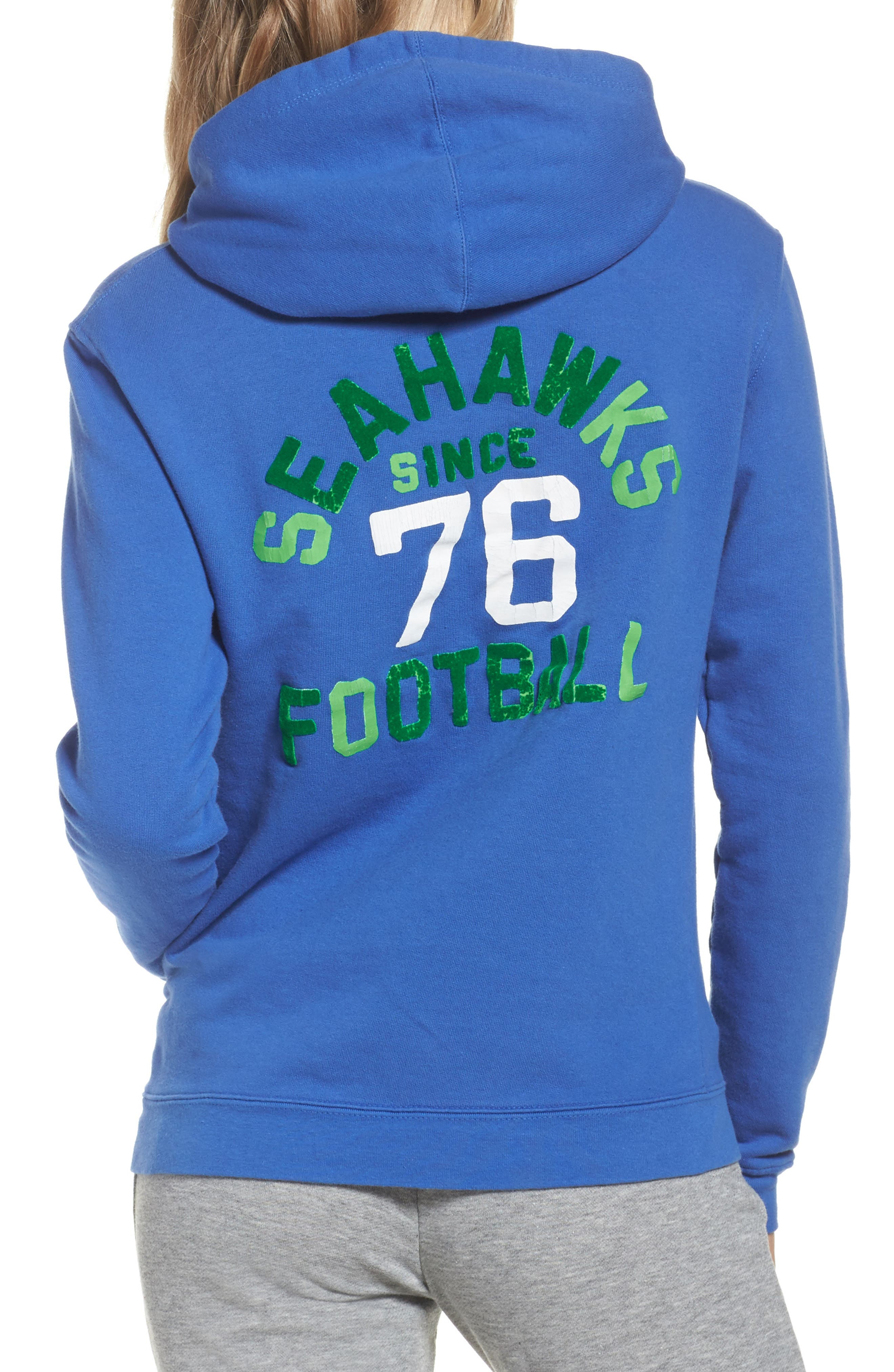 NFL Seattle Seahawks Sunday Hoodie,                             Alternate thumbnail 2, color,                             497