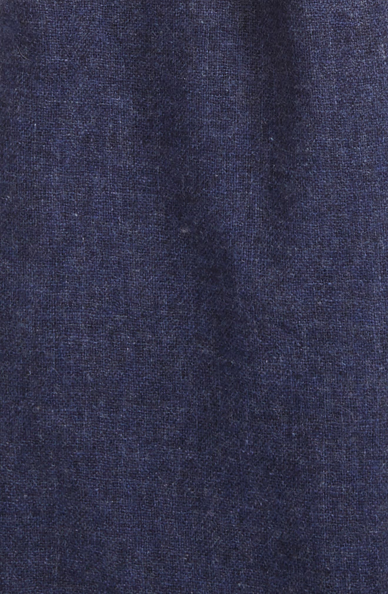 Caslon<sup>®</sup> Heathered Cashmere Gauze Scarf,                             Alternate thumbnail 33, color,