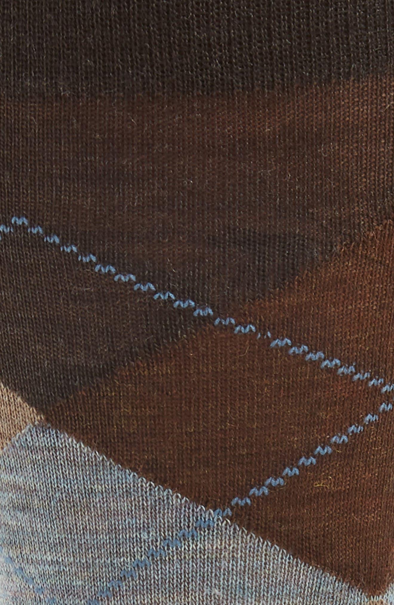 Argyle Socks,                             Alternate thumbnail 4, color,