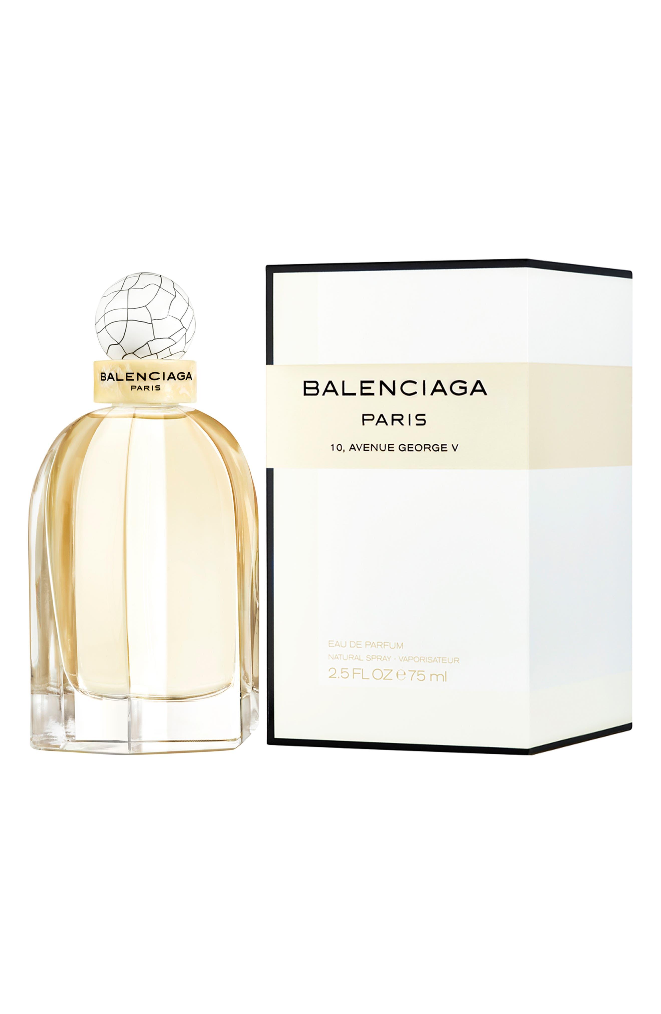BALENCIAGA,                             Paris Eau de Parfum,                             Main thumbnail 1, color,                             000