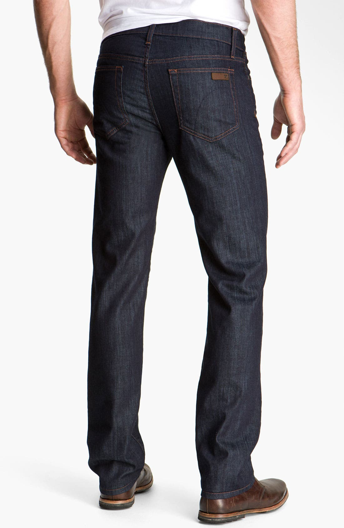Classic Straight Leg Jeans,                             Alternate thumbnail 10, color,                             DAKOTA