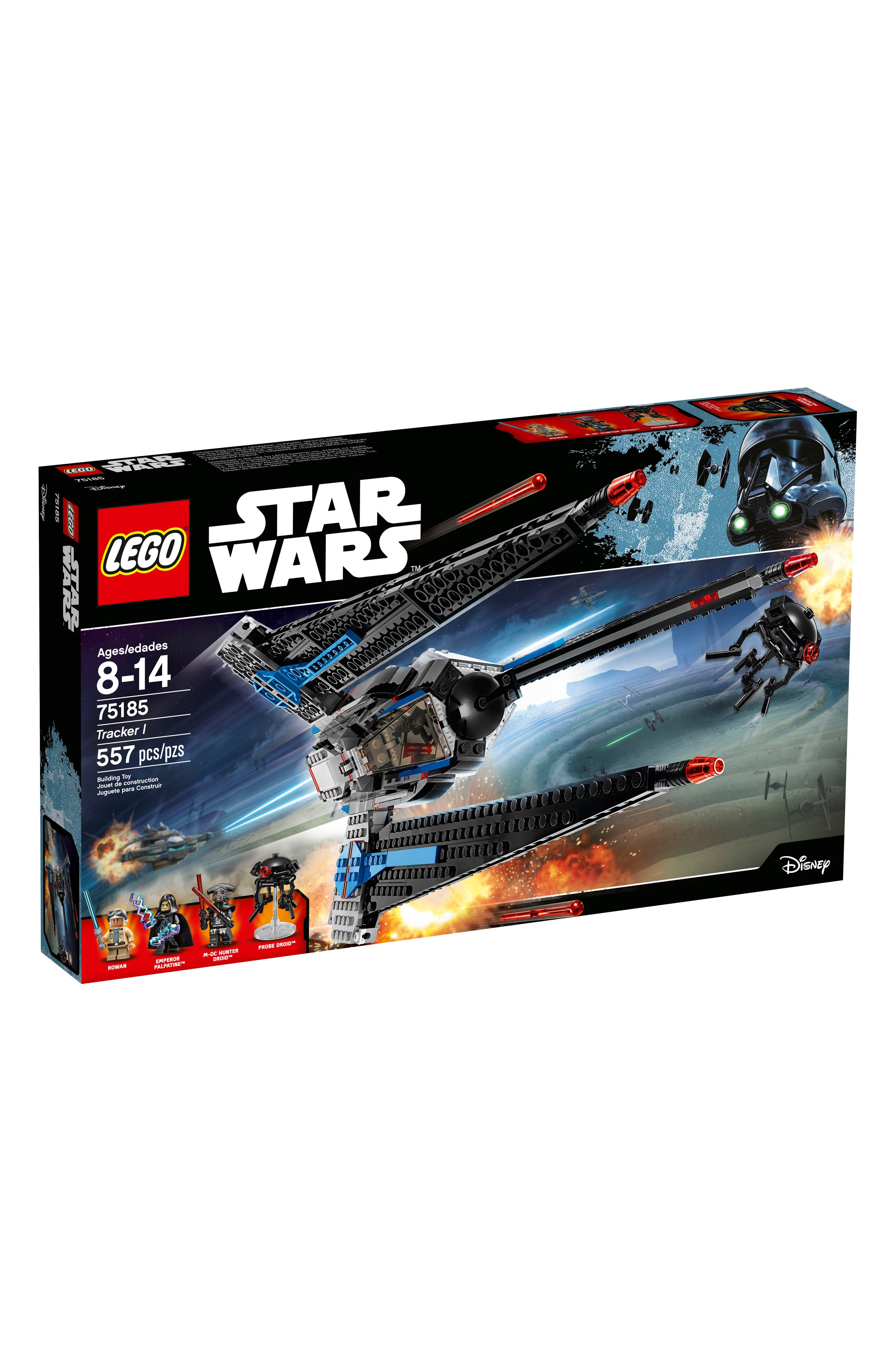 Star Wars<sup>™</sup>: The Freemaker Adventures Tracker I Play Set - 75185,                             Main thumbnail 1, color,                             001