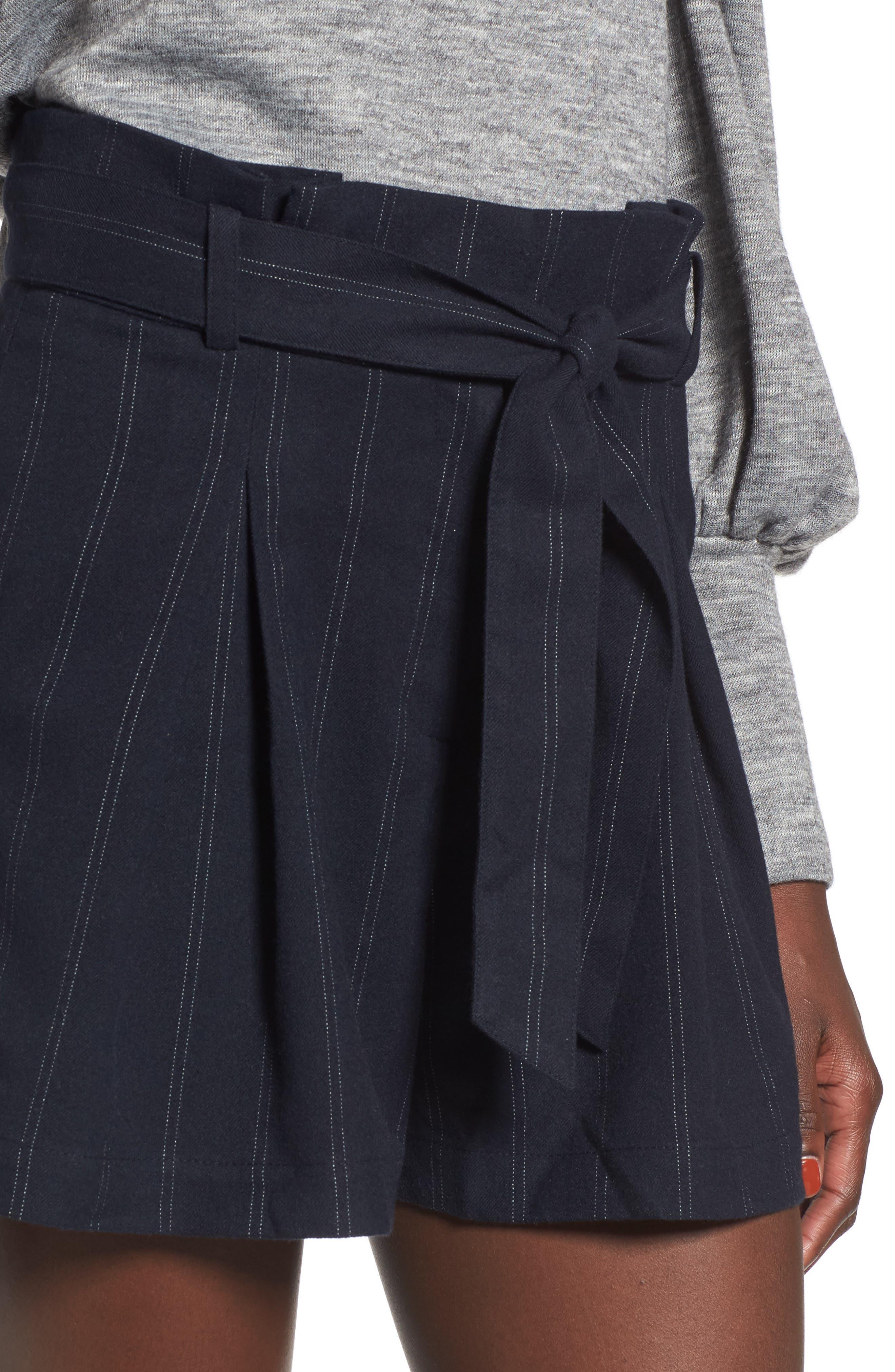 Paperbag Shorts,                             Alternate thumbnail 4, color,                             410