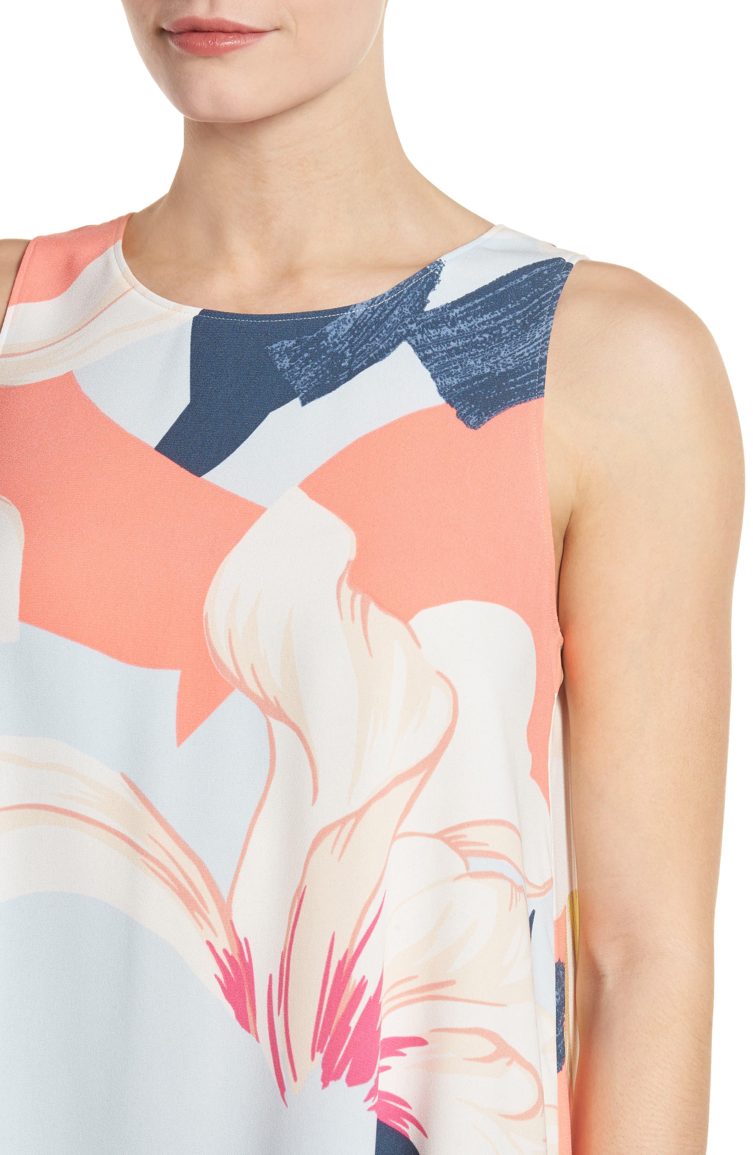 A-Line Dress,                             Alternate thumbnail 108, color,