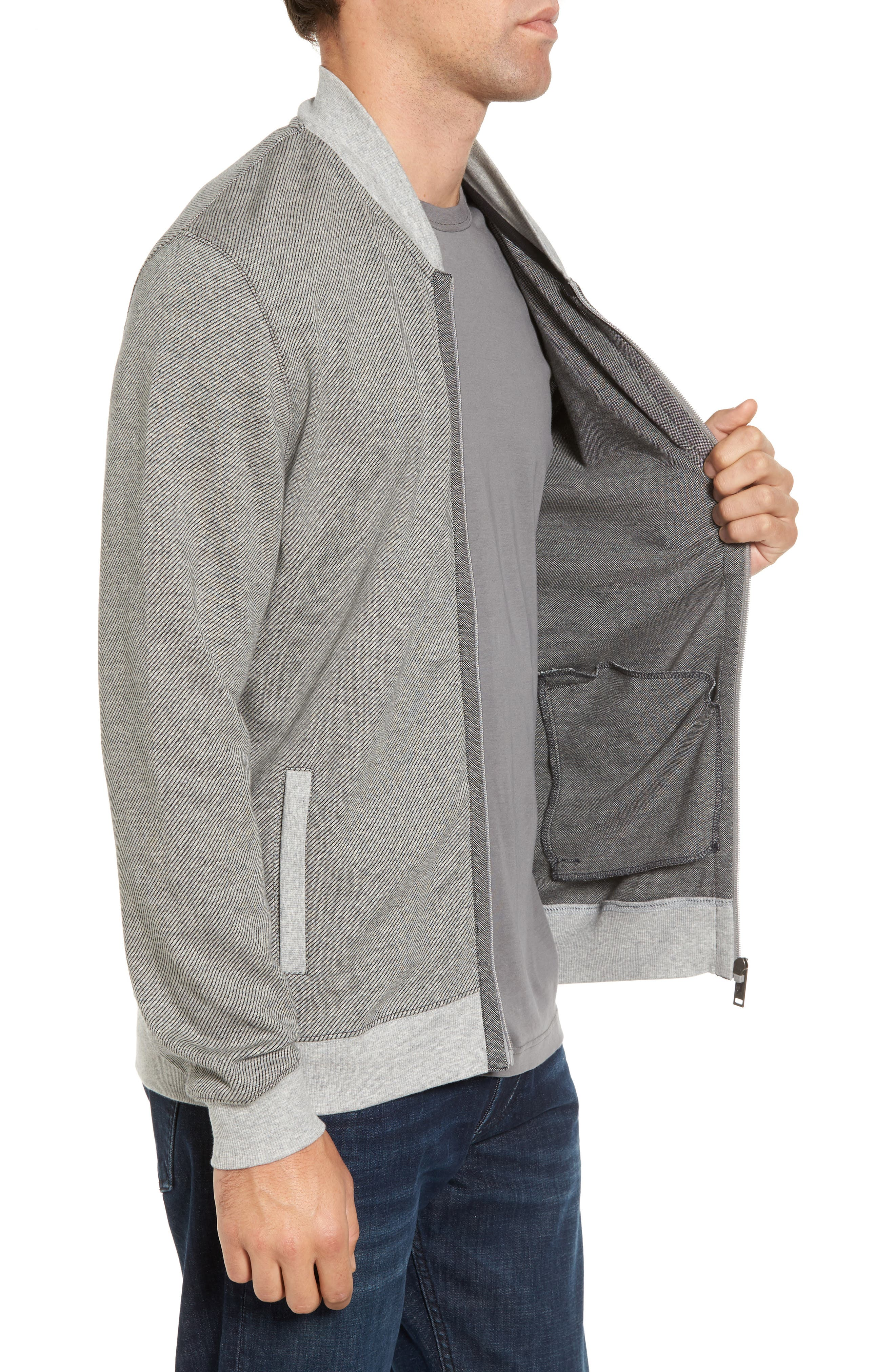 Alderson Ave Fleece Jacket,                             Alternate thumbnail 3, color,                             020