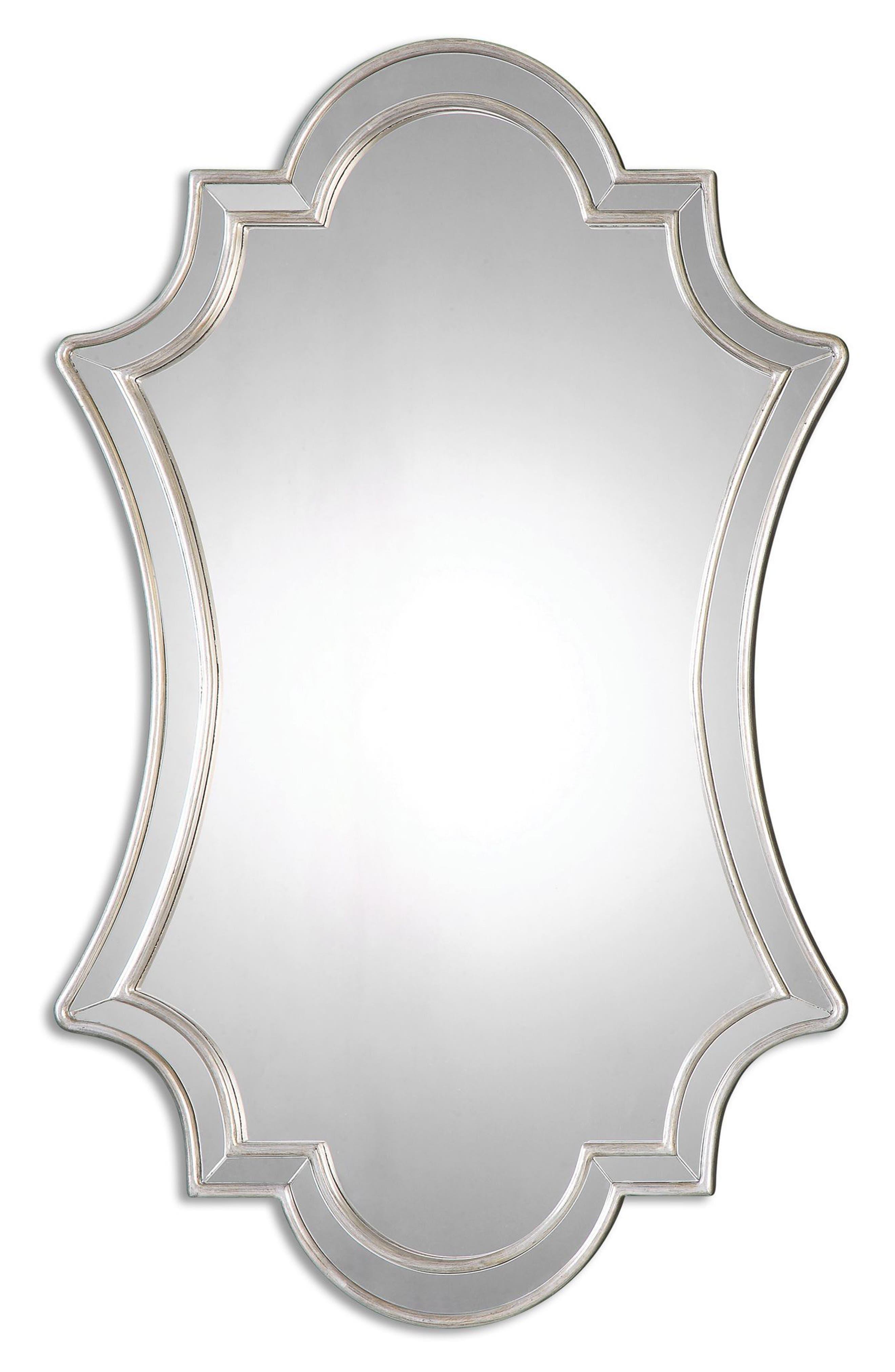 Elara Wall Mirror,                             Main thumbnail 1, color,                             020
