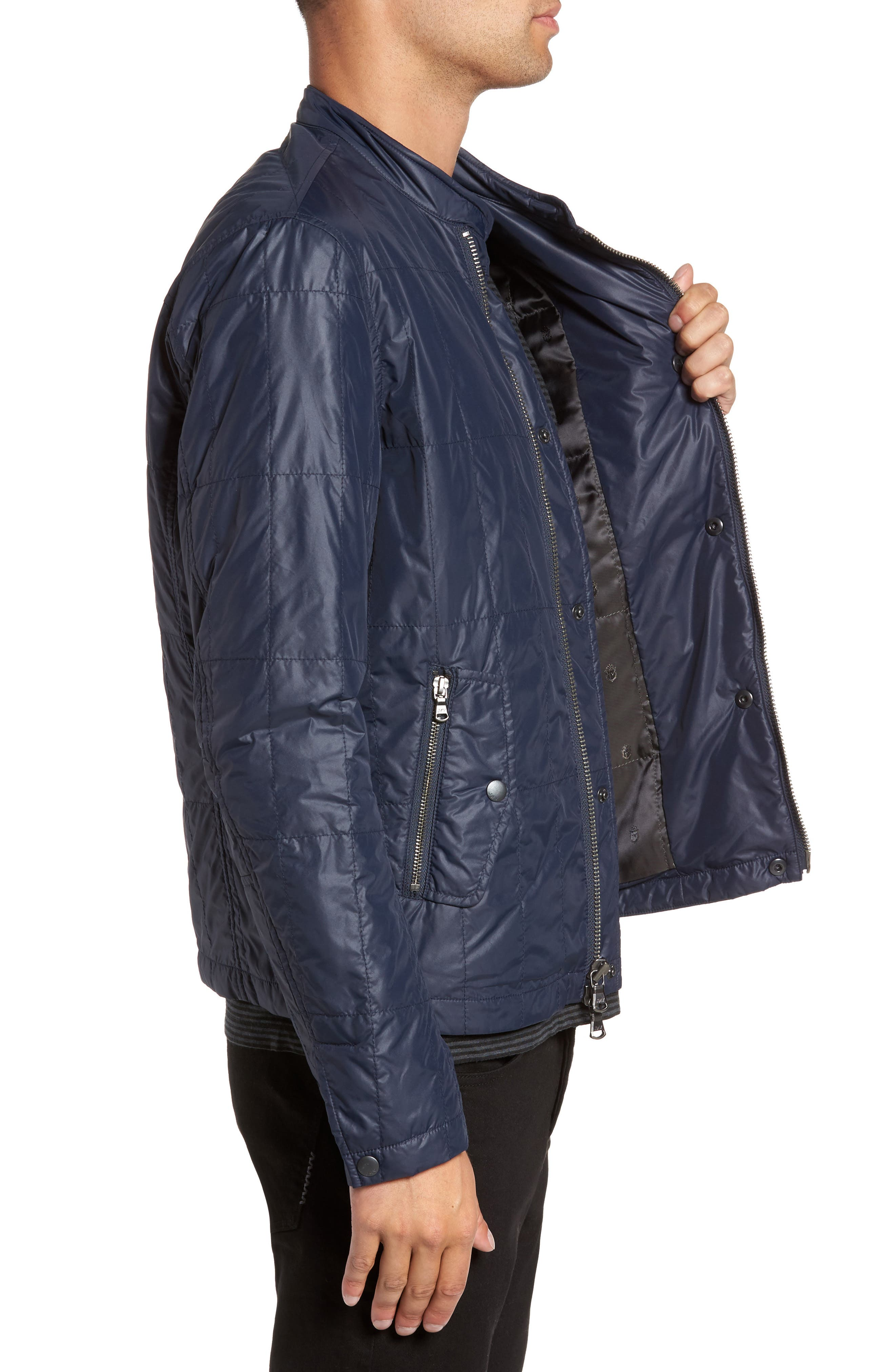 Quilted Jacket,                             Alternate thumbnail 3, color,                             417