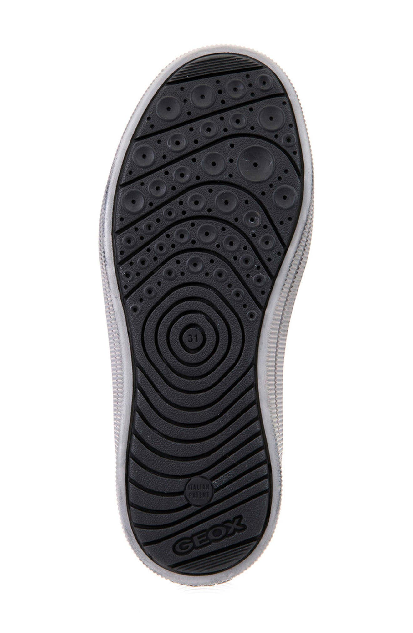 Arzach Mid Top Sneaker,                             Alternate thumbnail 6, color,                             001