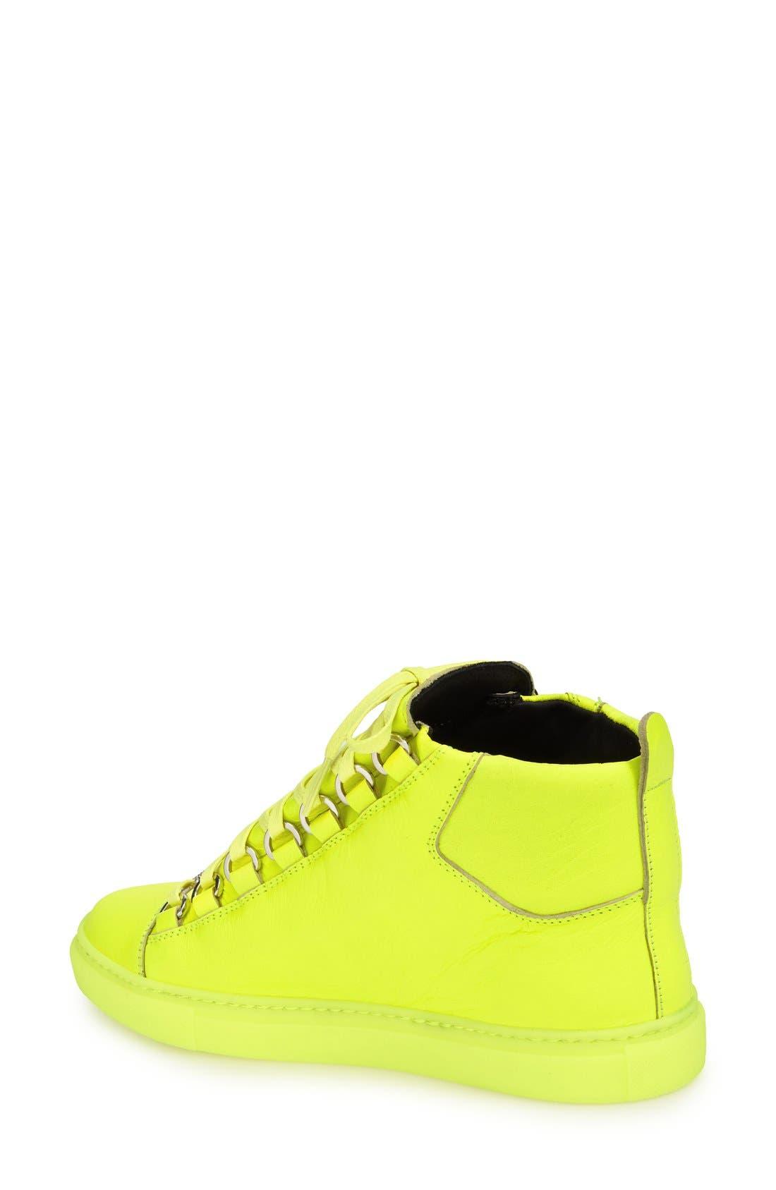 High Top Sneaker,                             Alternate thumbnail 15, color,