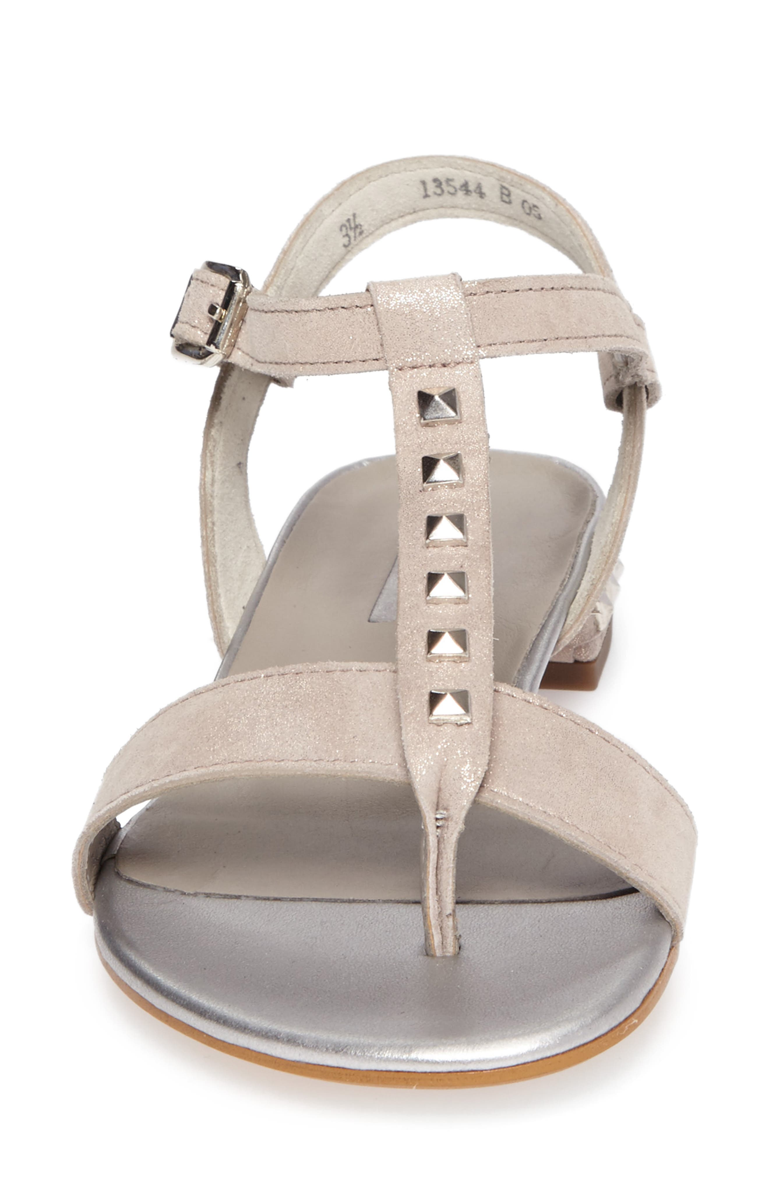 Nepal T-Strap Sandal,                             Alternate thumbnail 8, color,