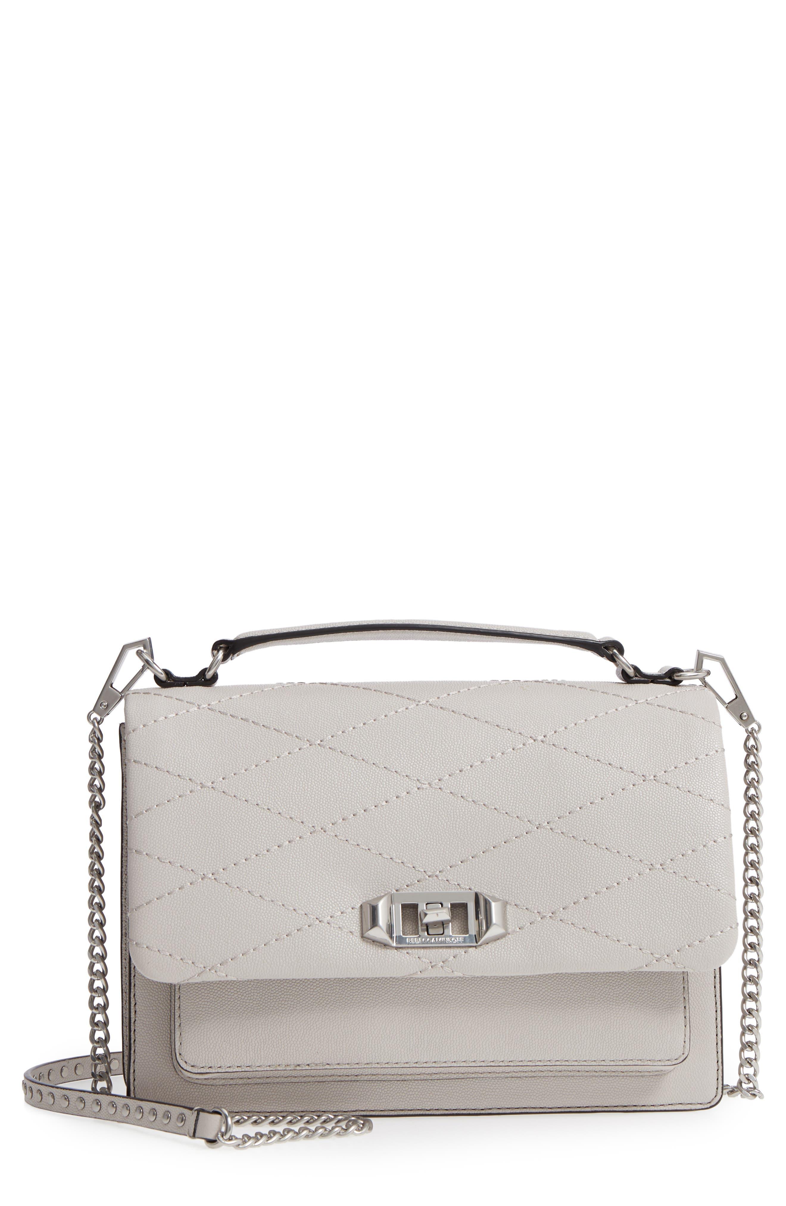 Medium Je T'aime Convertible Leather Crossbody Bag,                             Main thumbnail 2, color,
