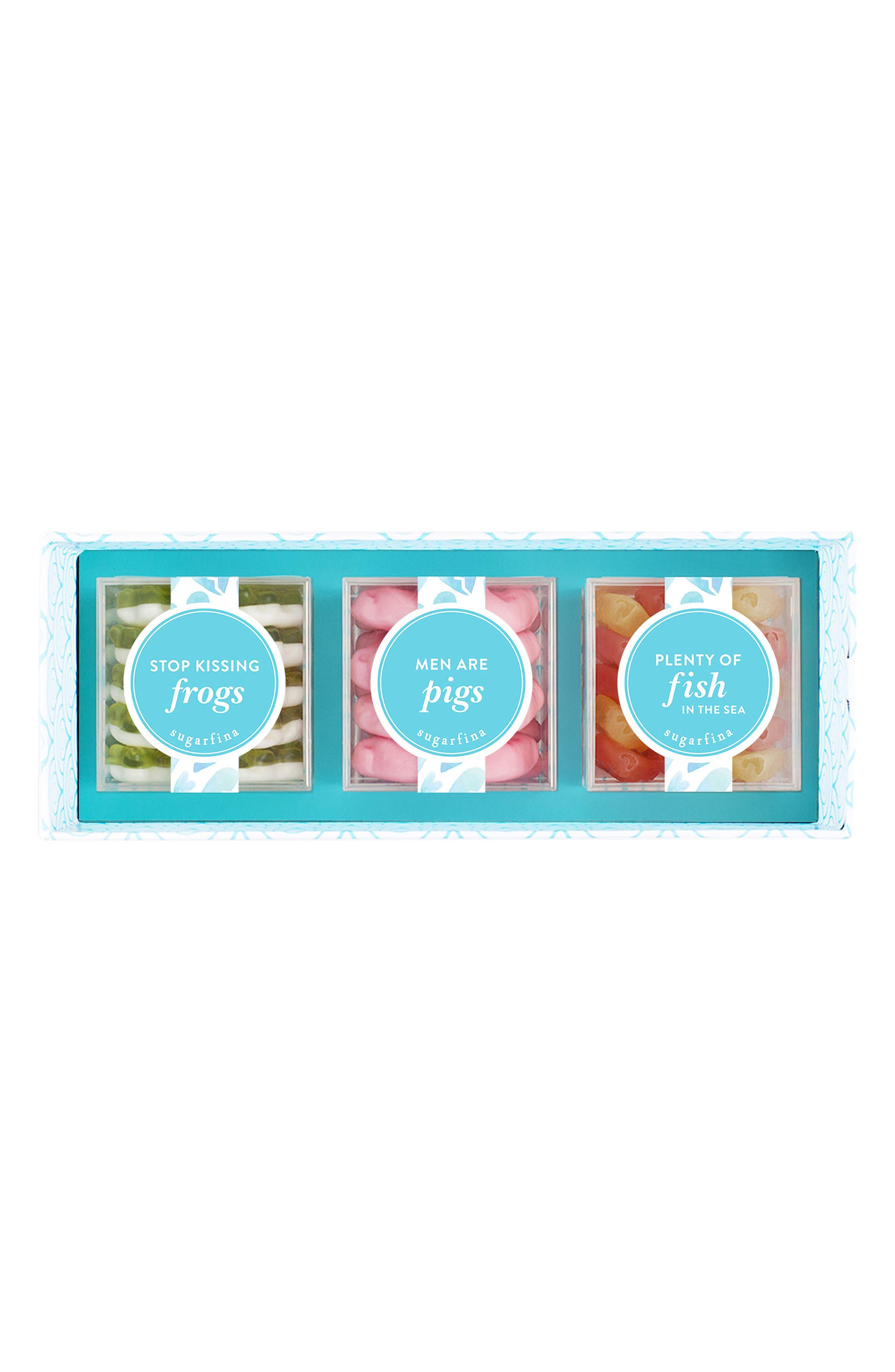 'Love Bites' Candy Gift Set,                             Main thumbnail 1, color,                             950
