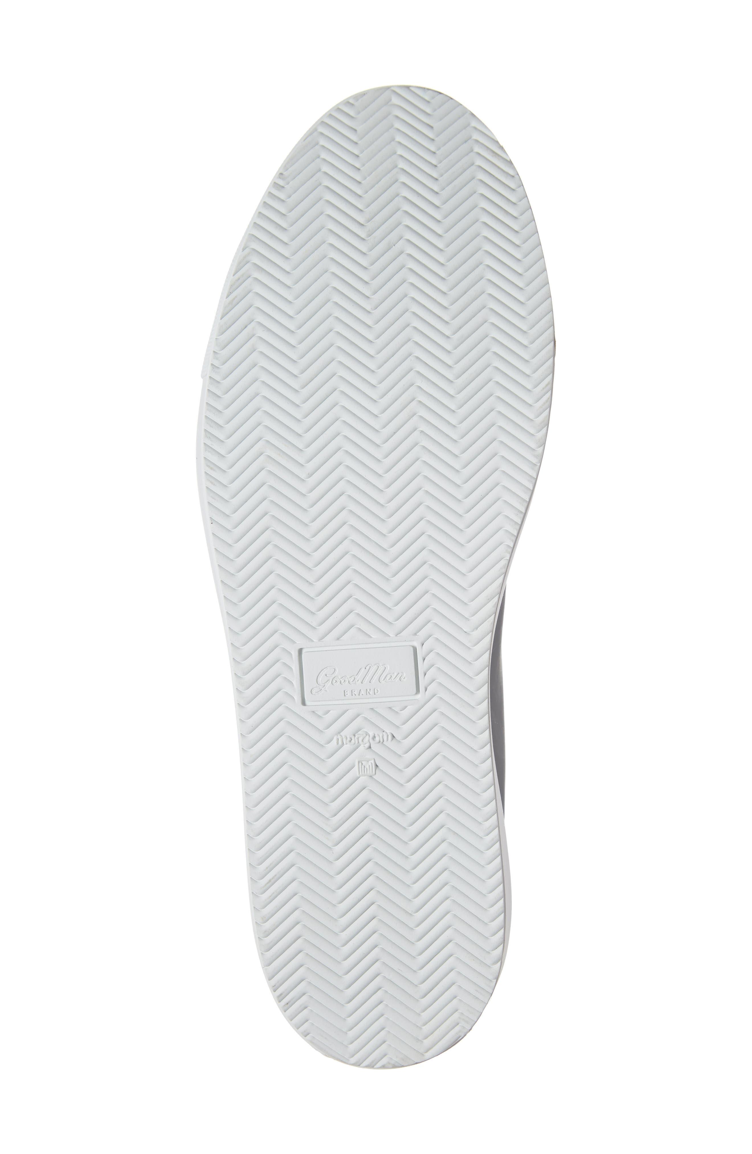 Edge Sneaker,                             Alternate thumbnail 6, color,                             NAVY LEATHER