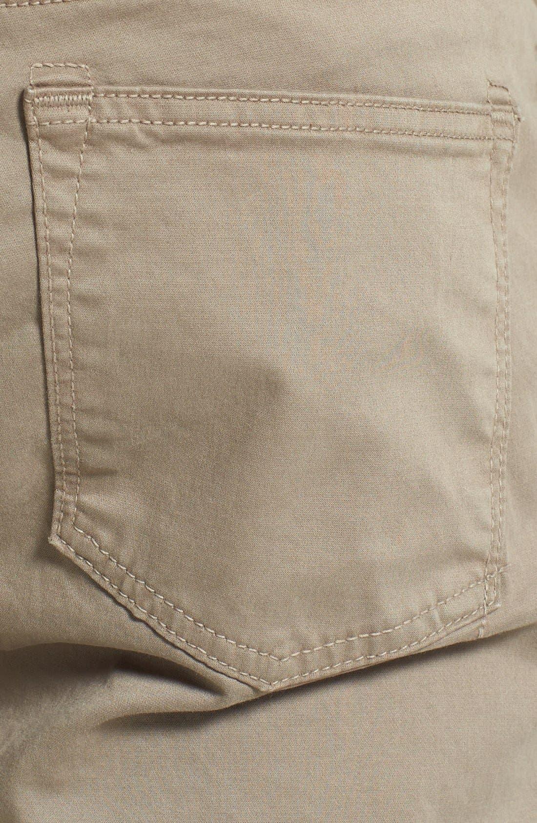 'Kane' Slim Fit Cotton Twill Pants,                             Alternate thumbnail 41, color,