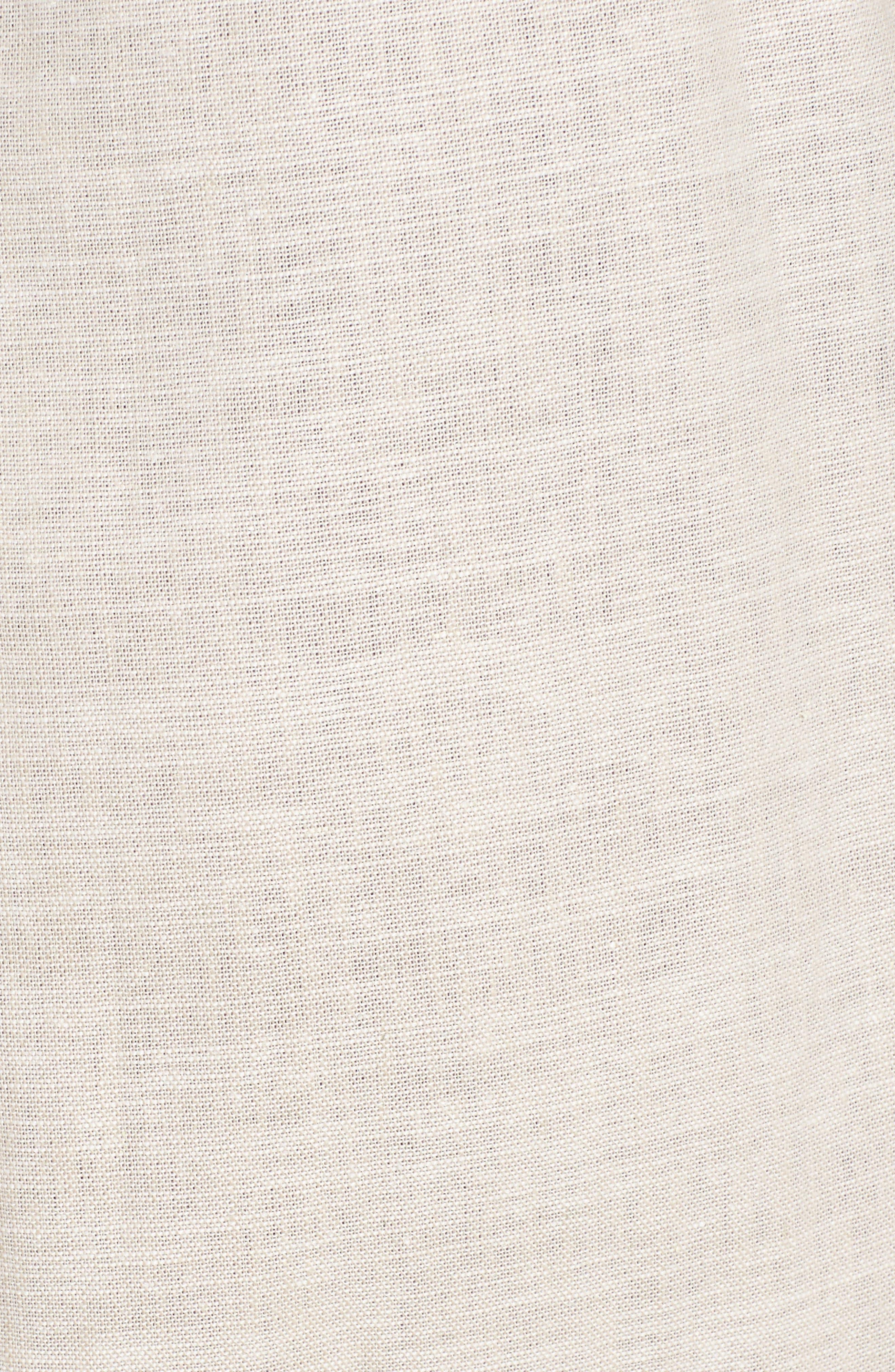 Wrap Midi Dress,                             Alternate thumbnail 18, color,
