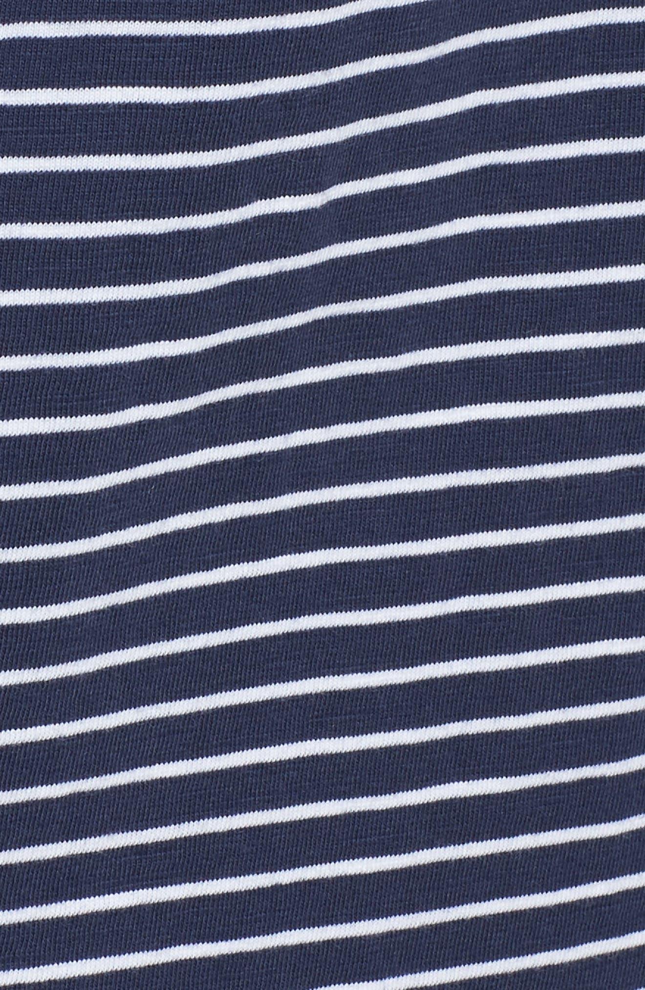 Tie Front Cotton Maxi Skirt,                             Alternate thumbnail 23, color,