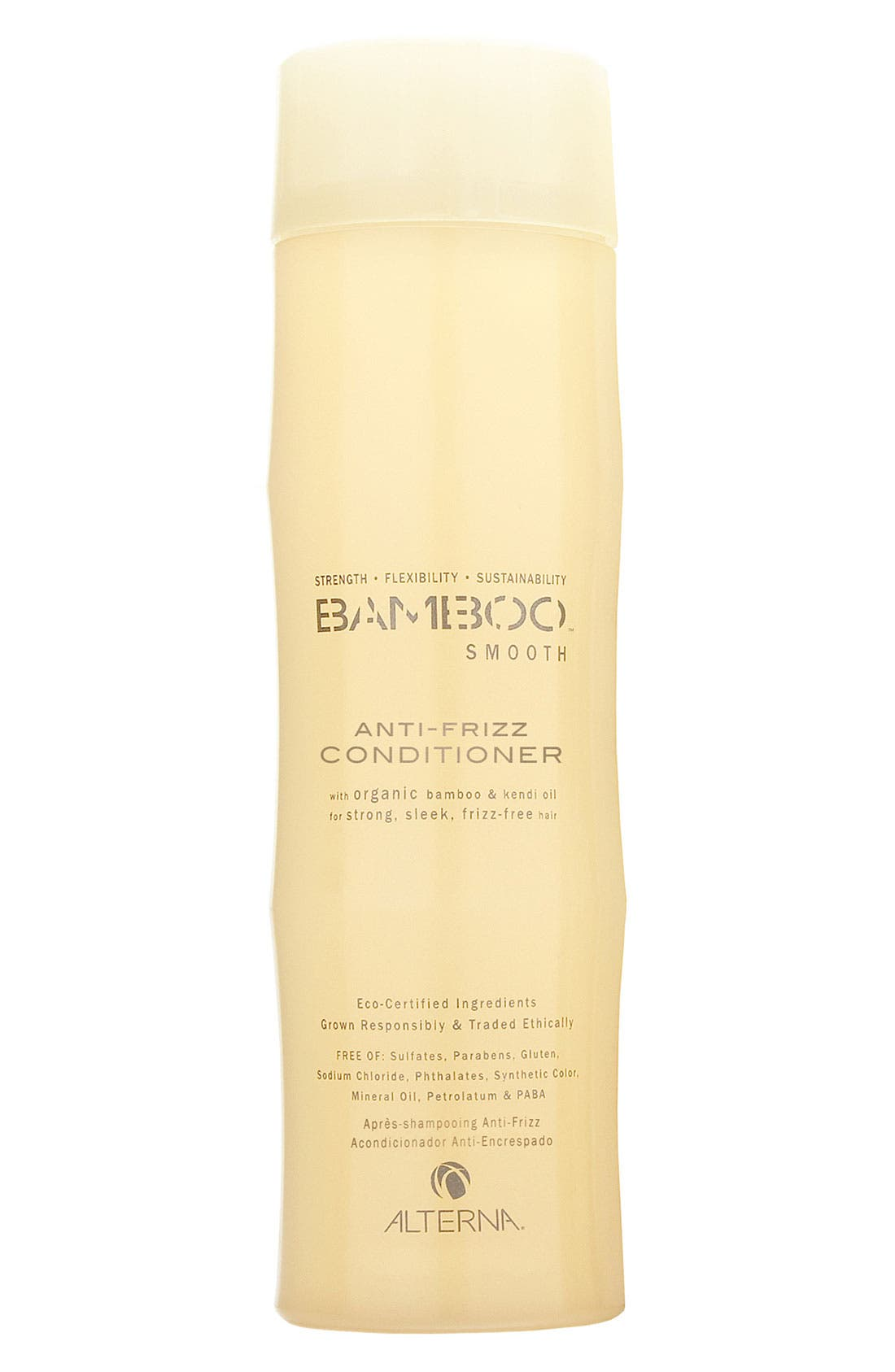 Bamboo Smooth Anti-Frizz Conditioner,                             Main thumbnail 1, color,                             NO COLOR