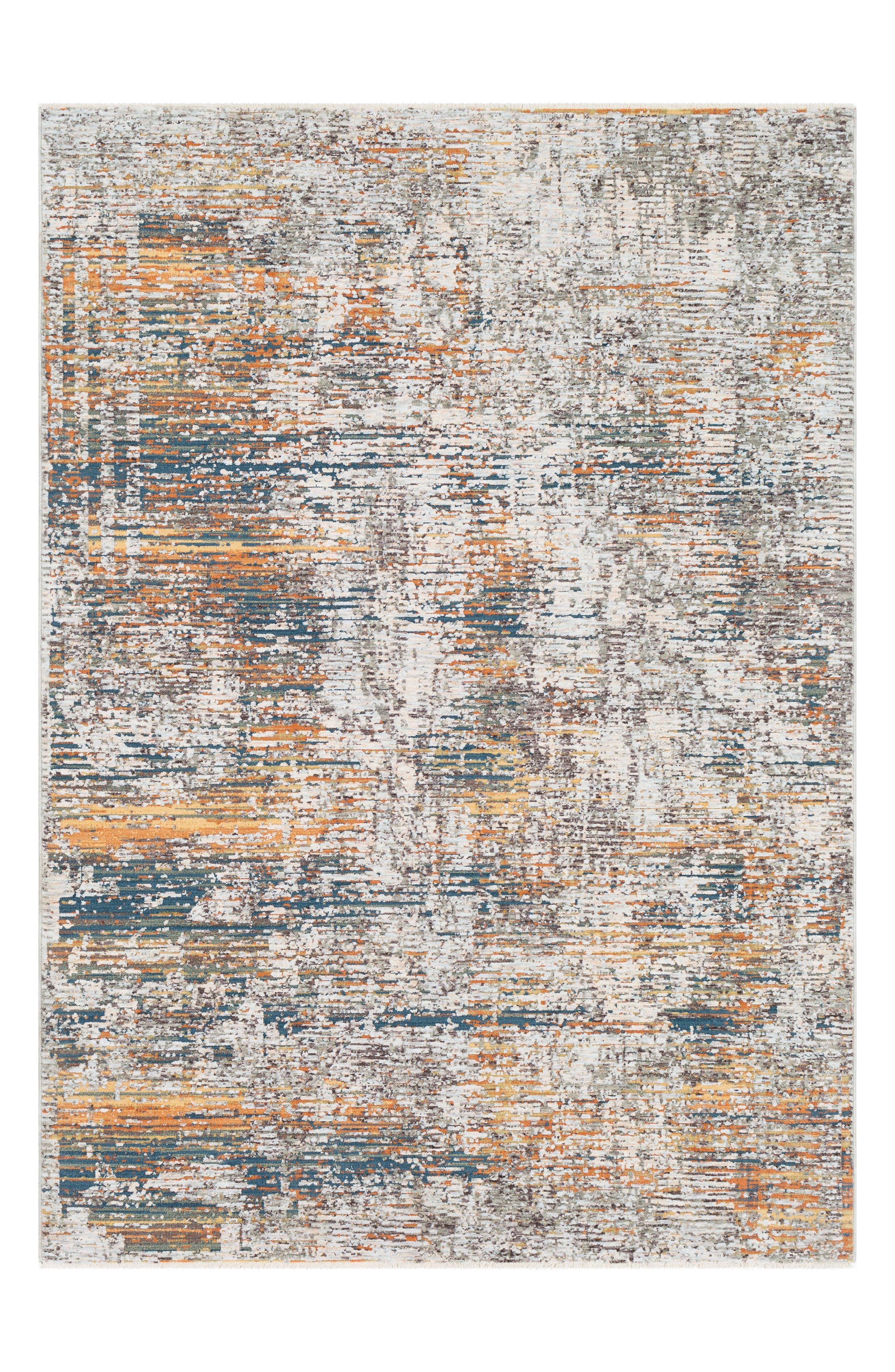 Presidential Lines Area Rug,                             Main thumbnail 1, color,                             BRIGHT BLUE