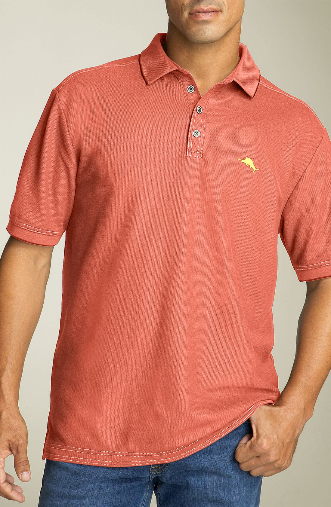 'The Emfielder' Original Fit Piqué Polo,                             Main thumbnail 93, color,